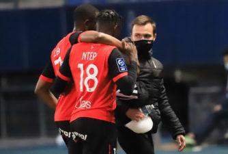 ESTAC EAG Troyes Guingamp 1-0 Stade de l'Aube J31 Ligue 2 BKT 2020-21 41