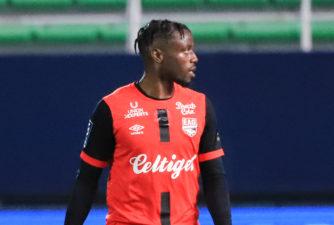 ESTAC EAG Troyes Guingamp 1-0 Stade de l'Aube J31 Ligue 2 BKT 2020-21 43