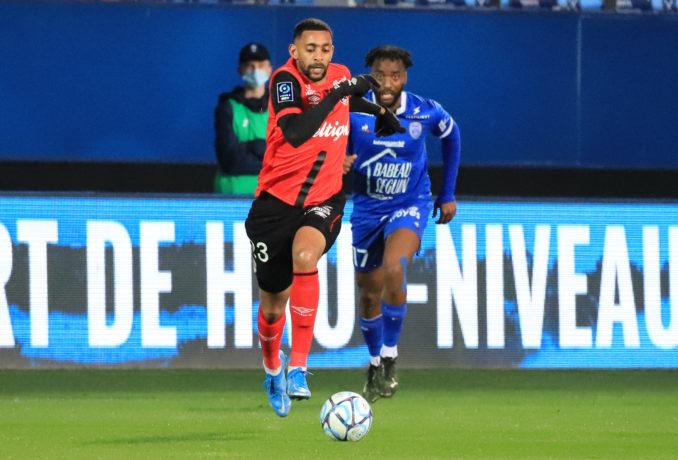 ESTAC EAG Troyes Guingamp 1-0 Stade de l'Aube J31 Ligue 2 BKT 2020-21 46