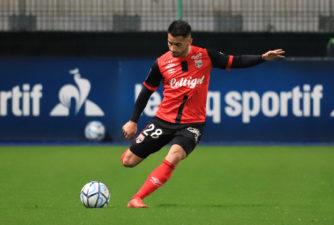 ESTAC EAG Troyes Guingamp 1-0 Stade de l'Aube J31 Ligue 2 BKT 2020-21 64