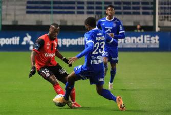 ESTAC EAG Troyes Guingamp 1-0 Stade de l'Aube J31 Ligue 2 BKT 2020-21 65