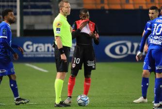 ESTAC EAG Troyes Guingamp 1-0 Stade de l'Aube J31 Ligue 2 BKT 2020-21 66