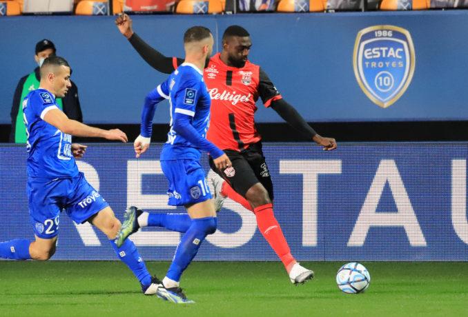 ESTAC EAG Troyes Guingamp 1-0 Stade de l'Aube J31 Ligue 2 BKT 2020-21 70