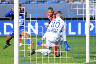ESTAC EAG Troyes Guingamp 1-0 Stade de l'Aube J31 Ligue 2 BKT 2020-21 72