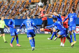 ESTAC EAG Troyes Guingamp 1-0 Stade de l'Aube J31 Ligue 2 BKT 2020-21 79