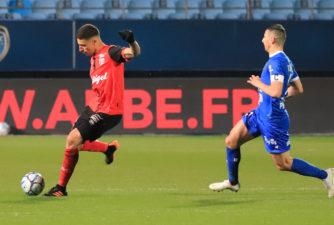 ESTAC EAG Troyes Guingamp 1-0 Stade de l'Aube J31 Ligue 2 BKT 2020-21 80