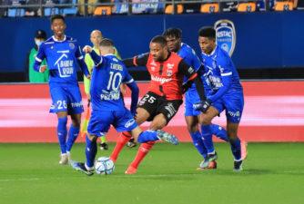 ESTAC EAG Troyes Guingamp 1-0 Stade de l'Aube J31 Ligue 2 BKT 2020-21 81