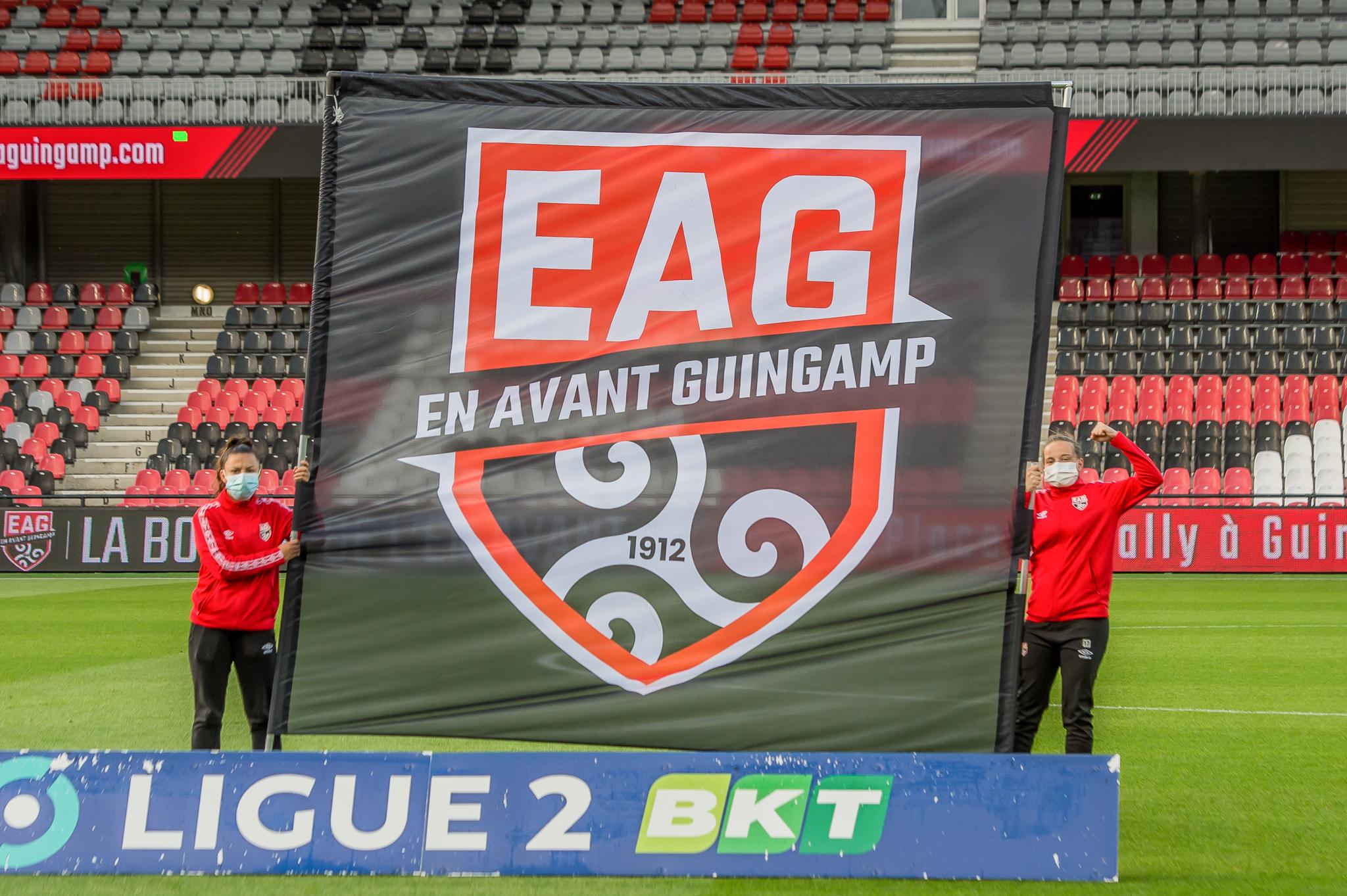 EA Guingamp La Berrichonne Châteauroux J37 Ligue 2 BKT EAGLBC 2-0 Stade de Roudourou FRA_5374