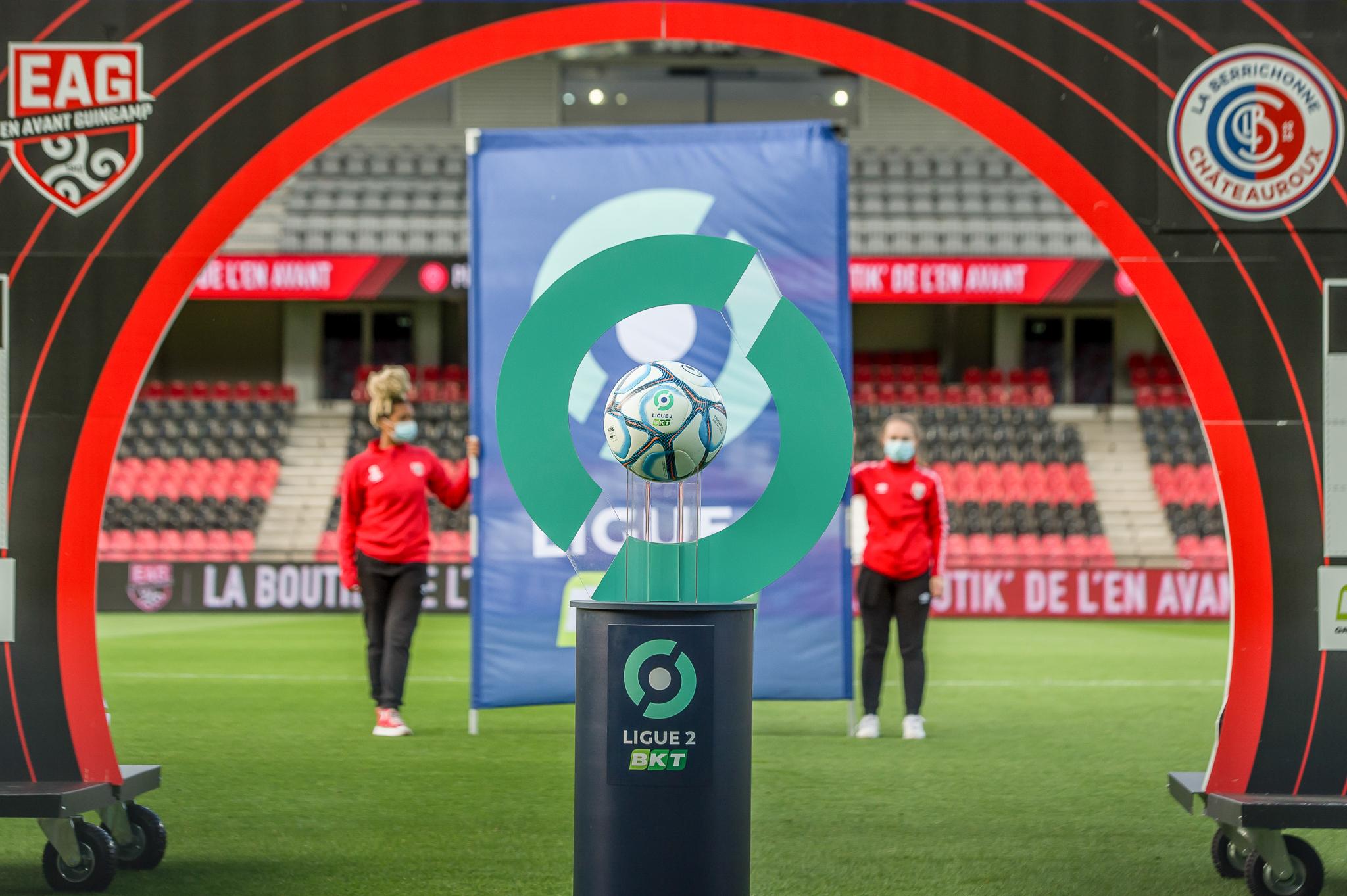EA Guingamp La Berrichonne Châteauroux J37 Ligue 2 BKT EAGLBC 2-0 Stade de Roudourou FRA_5375