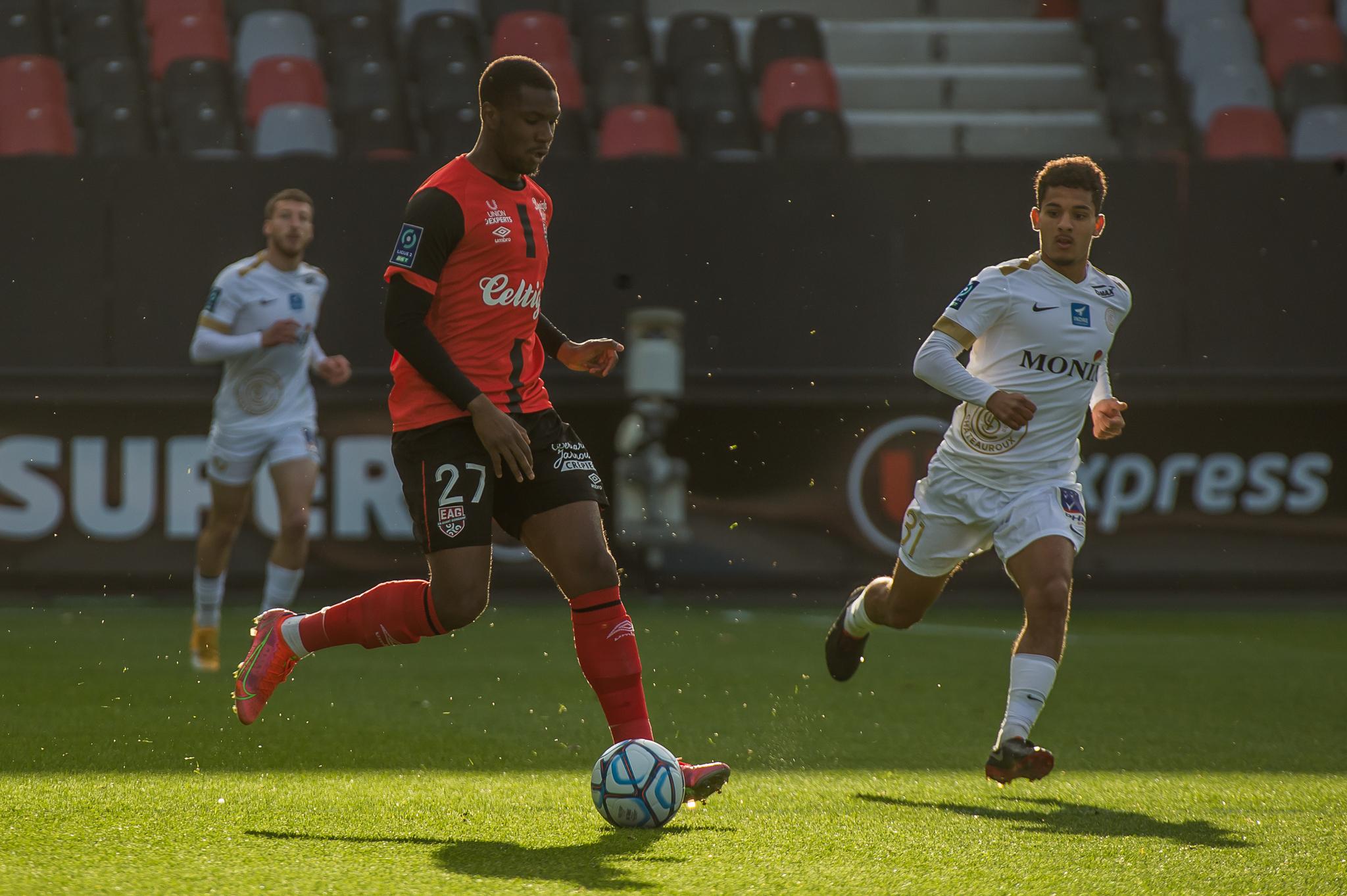 EA Guingamp La Berrichonne Châteauroux J37 Ligue 2 BKT EAGLBC 2-0 Stade de Roudourou FRA_5411