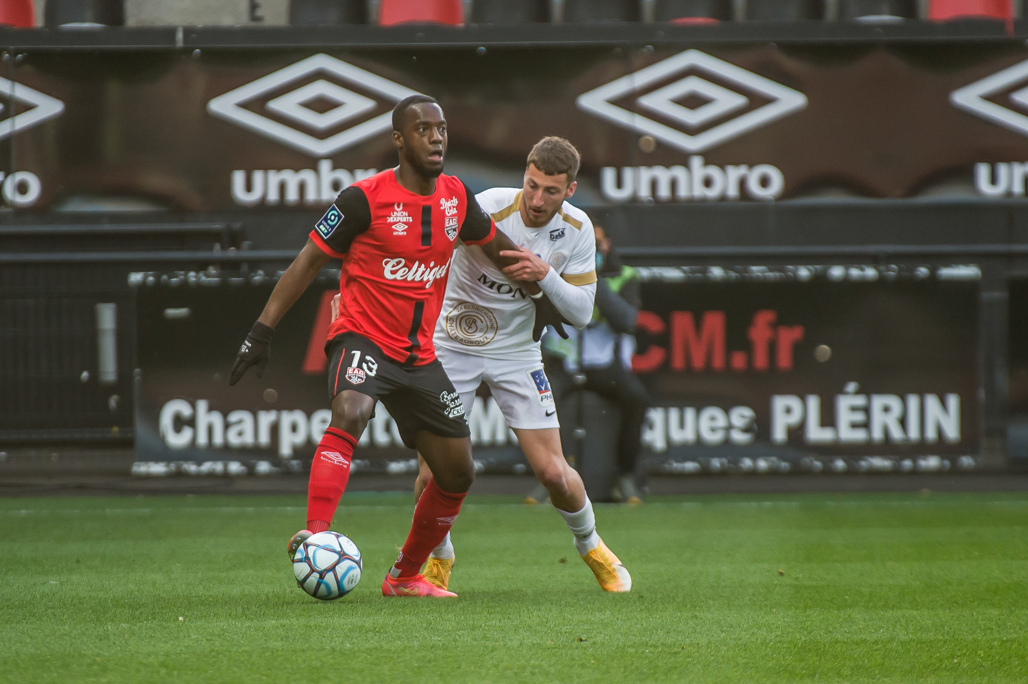 EA Guingamp La Berrichonne Châteauroux J37 Ligue 2 BKT EAGLBC 2-0 Stade de Roudourou FRA_5428