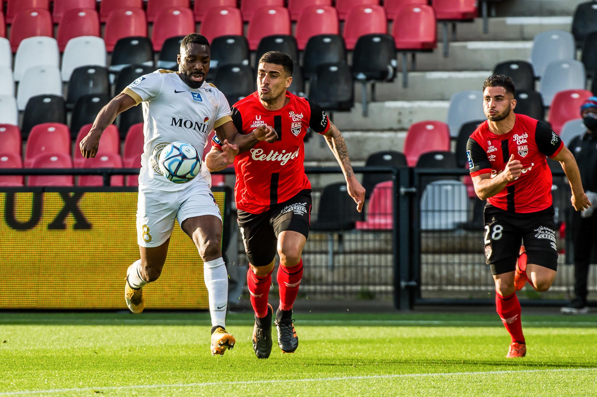 EA Guingamp La Berrichonne Châteauroux J37 Ligue 2 BKT EAGLBC 2-0 Stade de Roudourou FRA_5478