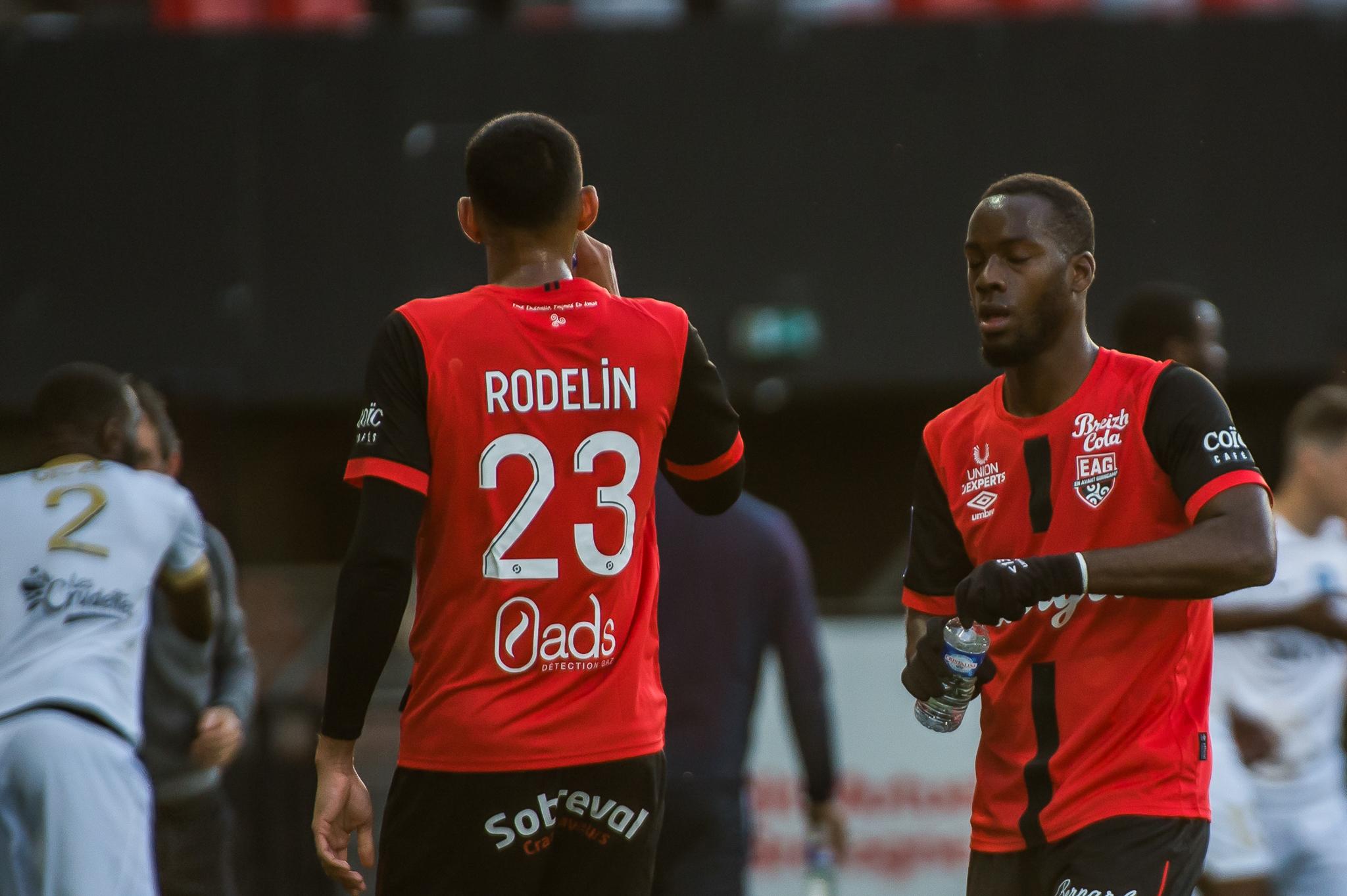 EA Guingamp La Berrichonne Châteauroux J37 Ligue 2 BKT EAGLBC 2-0 Stade de Roudourou FRA_5493