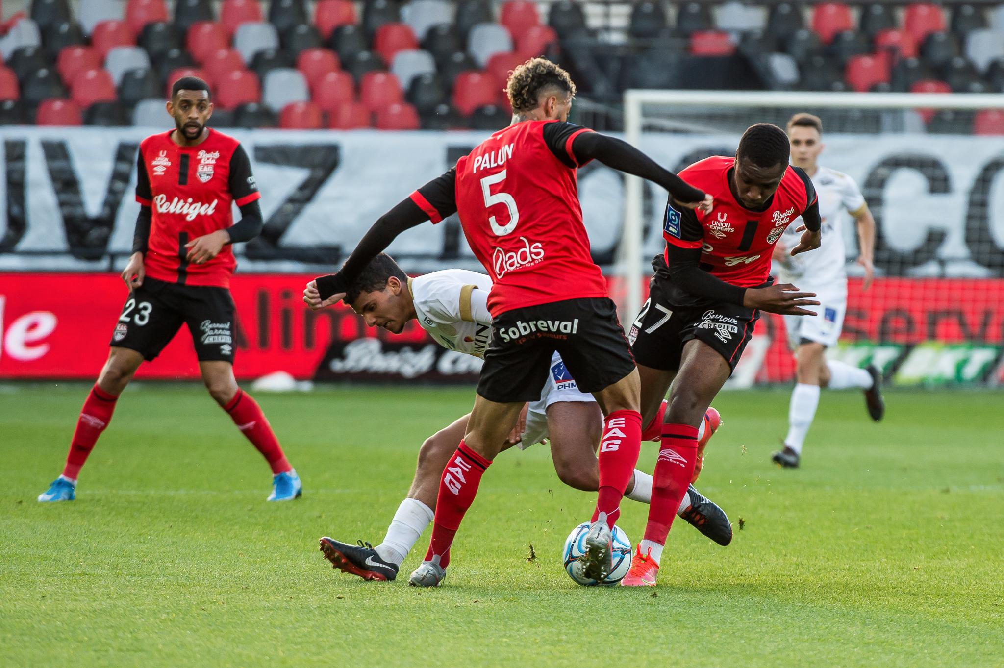 EA Guingamp La Berrichonne Châteauroux J37 Ligue 2 BKT EAGLBC 2-0 Stade de Roudourou FRA_5499