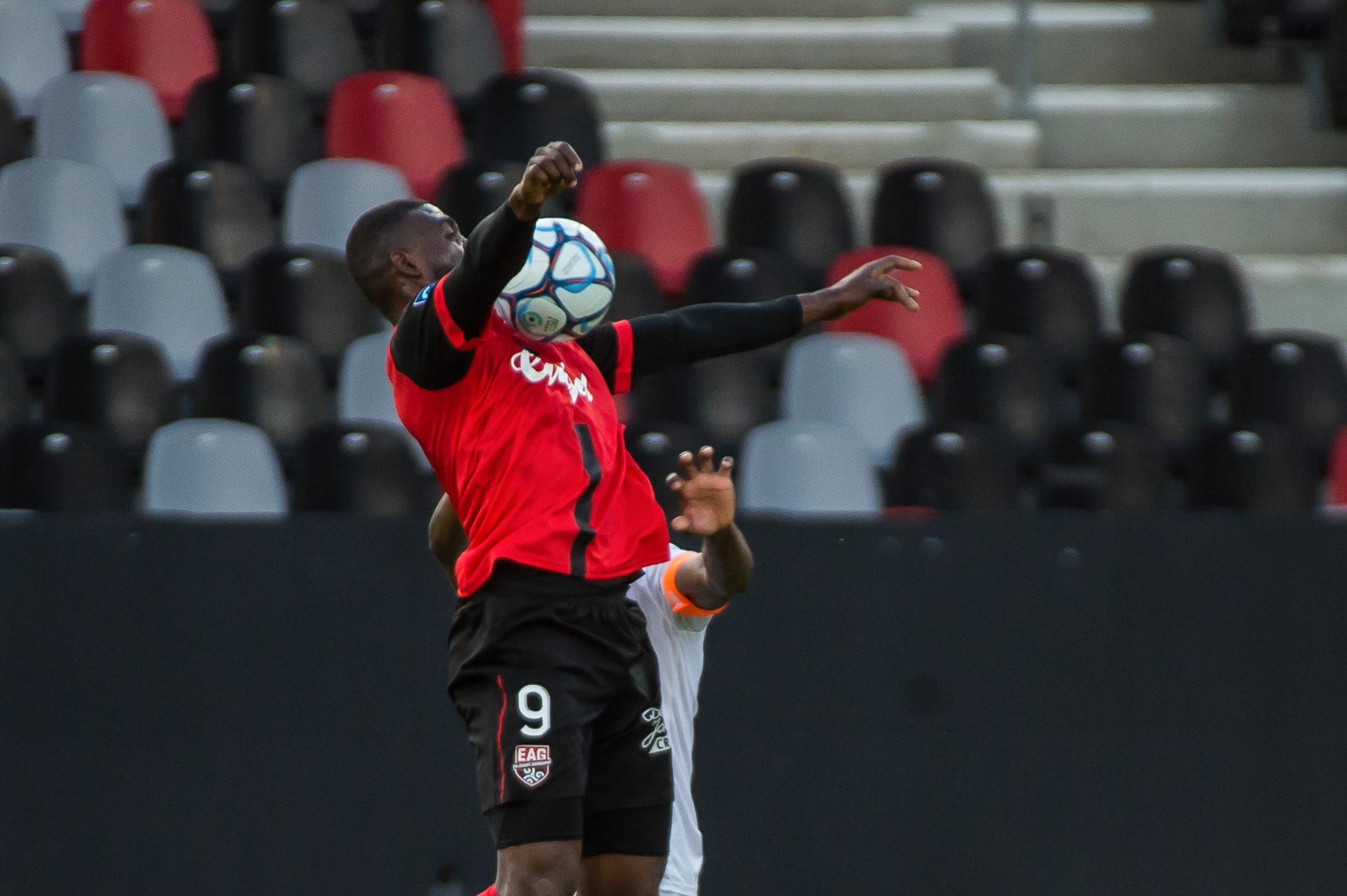 EA Guingamp La Berrichonne Châteauroux J37 Ligue 2 BKT EAGLBC 2-0 Stade de Roudourou FRA_5515