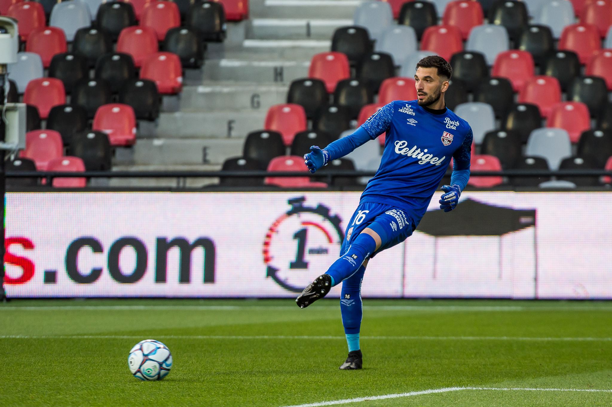 EA Guingamp La Berrichonne Châteauroux J37 Ligue 2 BKT EAGLBC 2-0 Stade de Roudourou FRA_5532