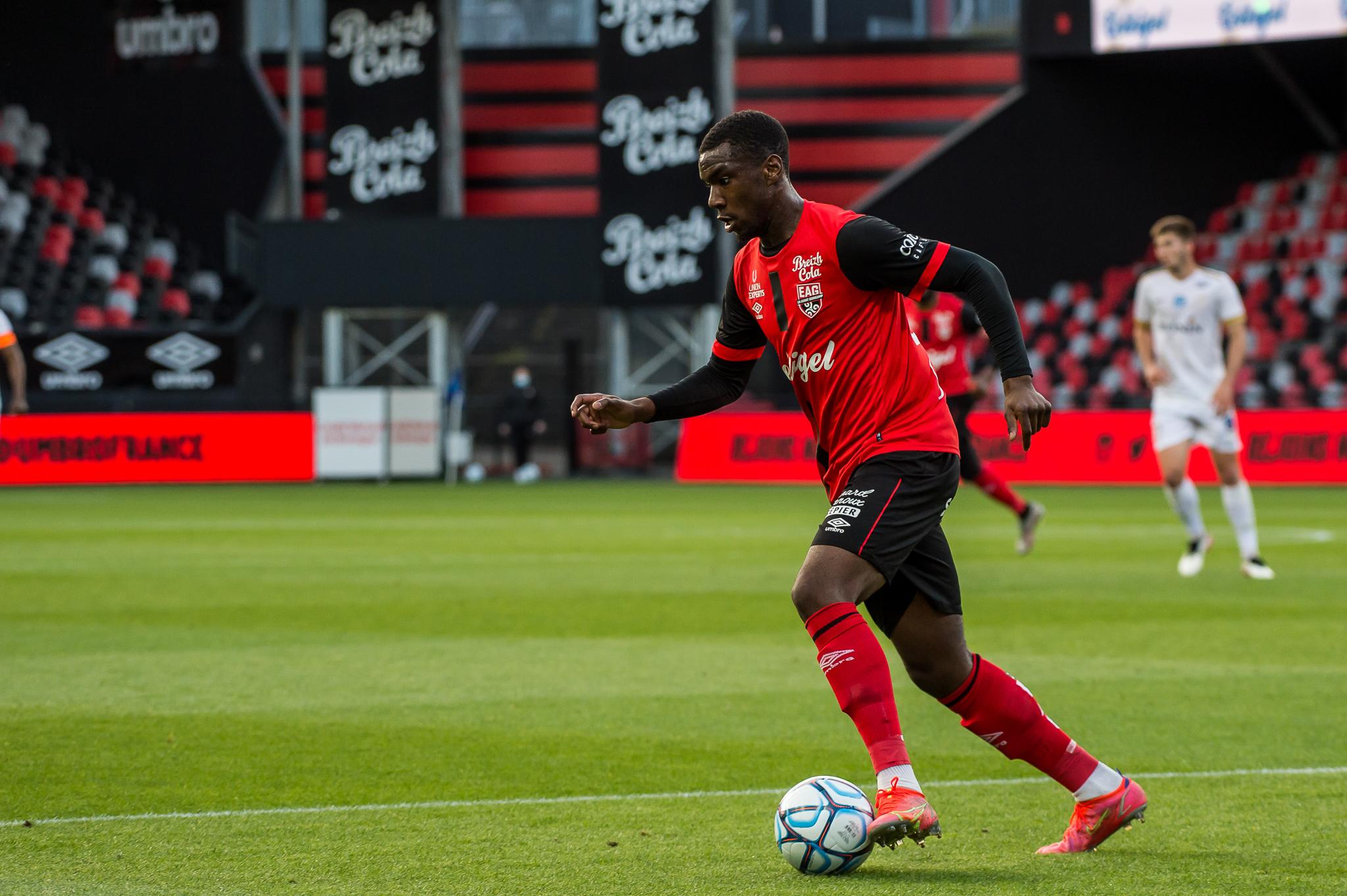 EA Guingamp La Berrichonne Châteauroux J37 Ligue 2 BKT EAGLBC 2-0 Stade de Roudourou FRA_5541