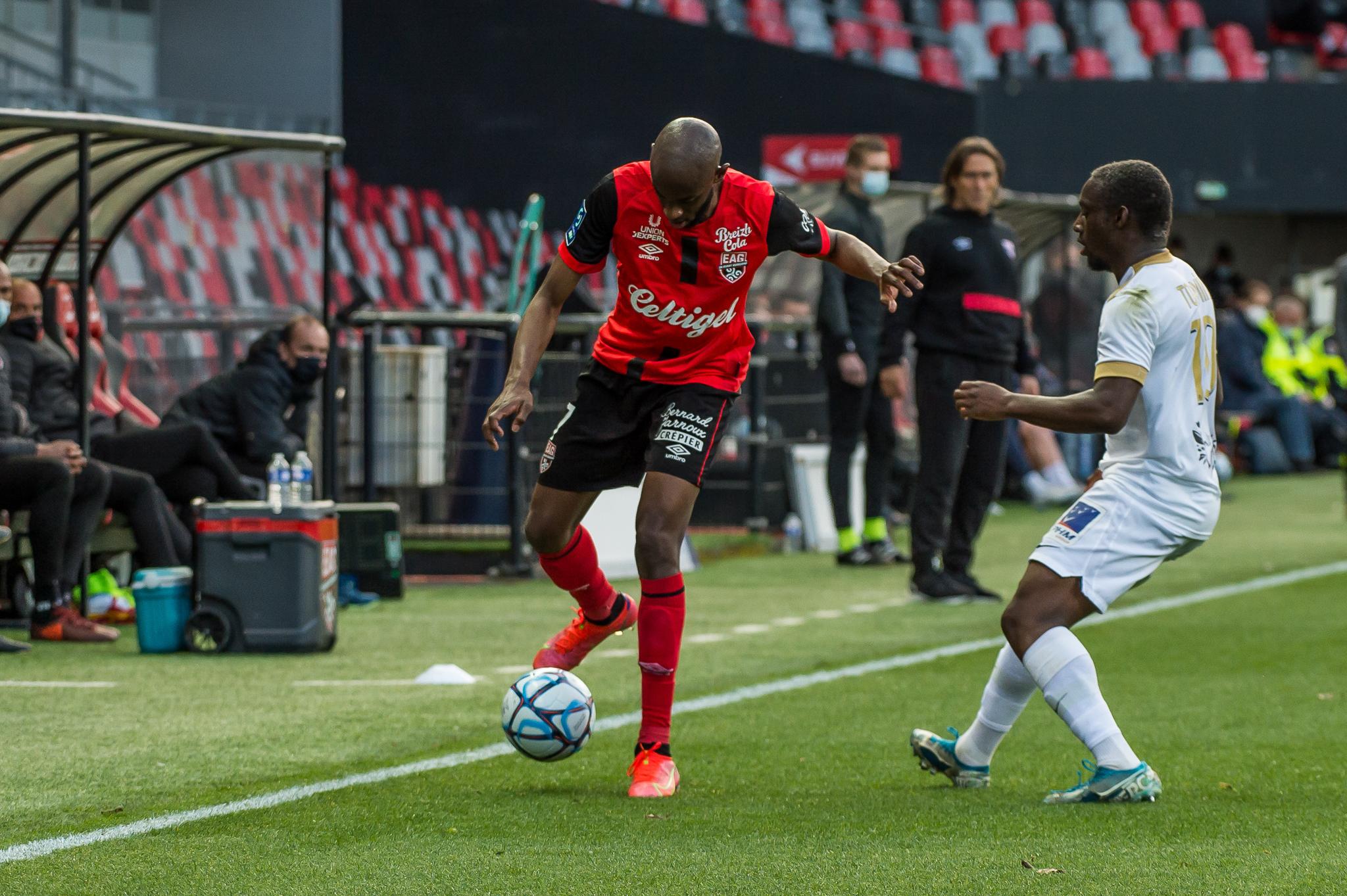 EA Guingamp La Berrichonne Châteauroux J37 Ligue 2 BKT EAGLBC 2-0 Stade de Roudourou FRA_5542