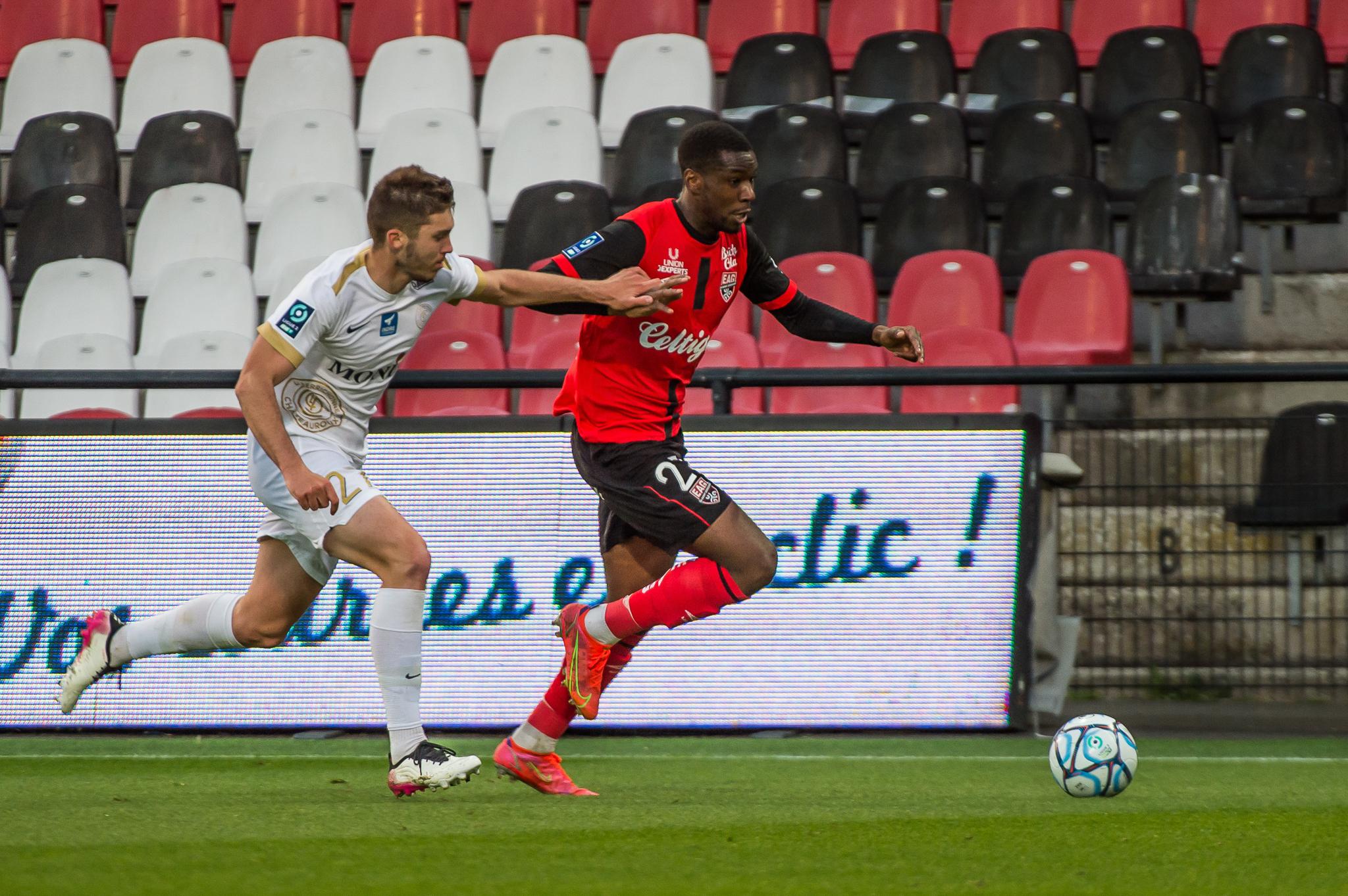 EA Guingamp La Berrichonne Châteauroux J37 Ligue 2 BKT EAGLBC 2-0 Stade de Roudourou FRA_5568