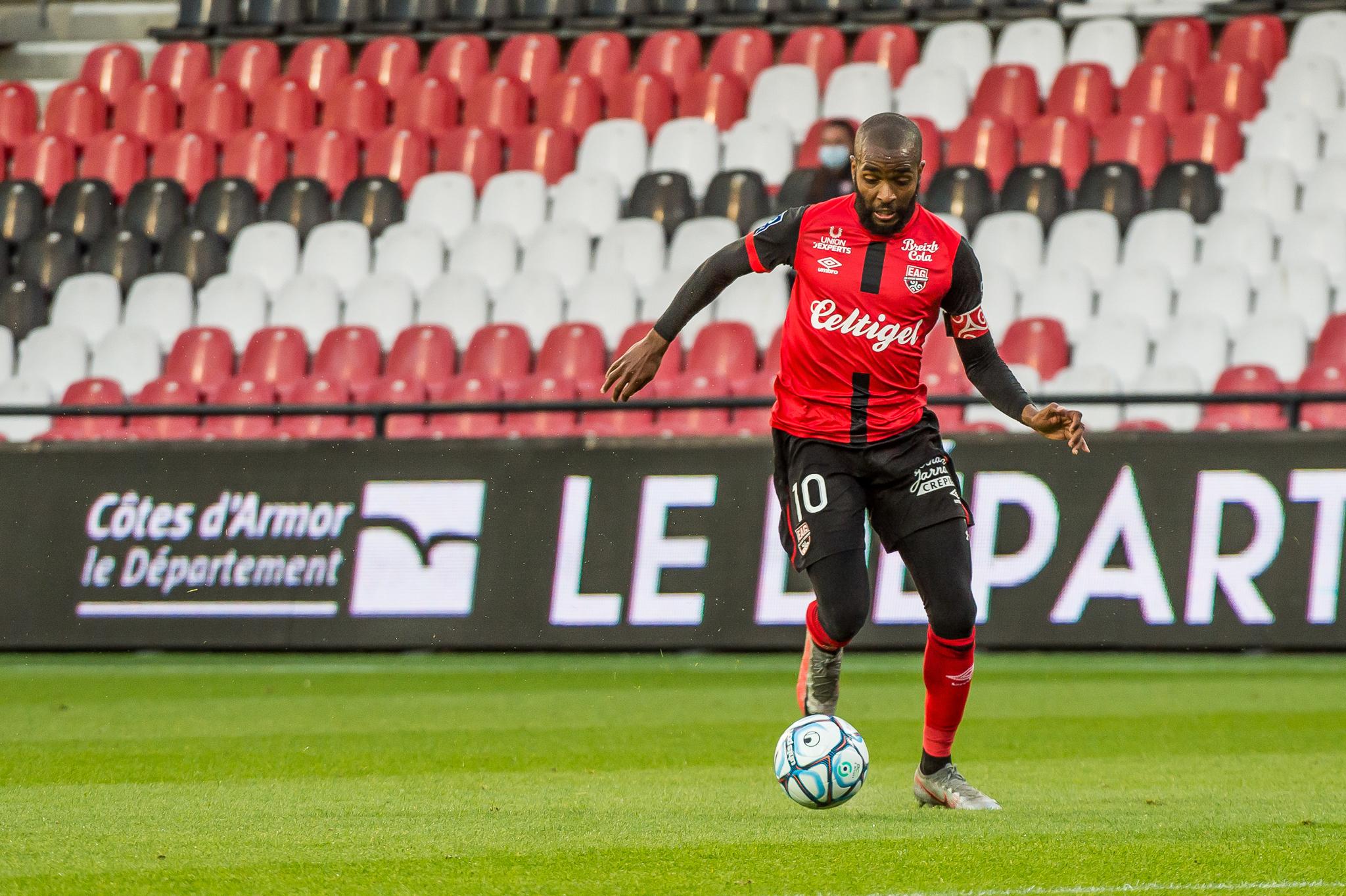EA Guingamp La Berrichonne Châteauroux J37 Ligue 2 BKT EAGLBC 2-0 Stade de Roudourou FRA_5578