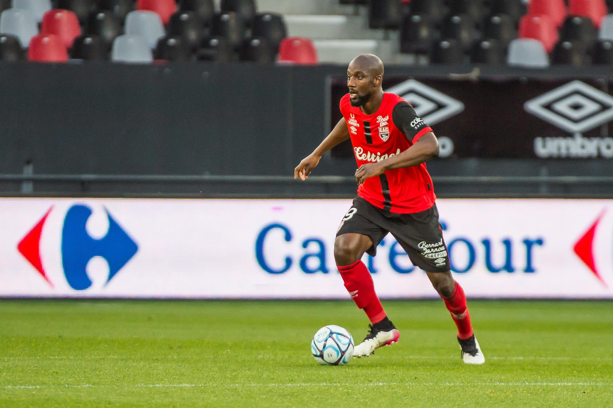 EA Guingamp La Berrichonne Châteauroux J37 Ligue 2 BKT EAGLBC 2-0 Stade de Roudourou FRA_5596