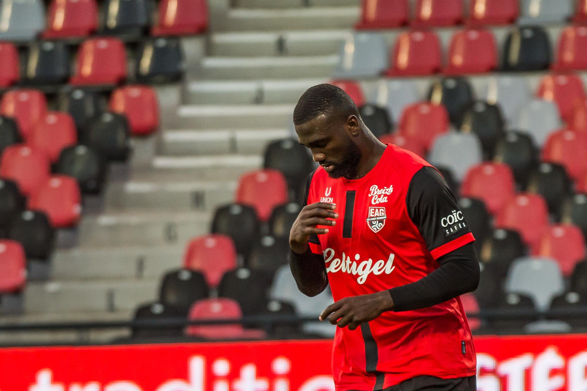 EA Guingamp La Berrichonne Châteauroux J37 Ligue 2 BKT EAGLBC 2-0 Stade de Roudourou FRA_5629