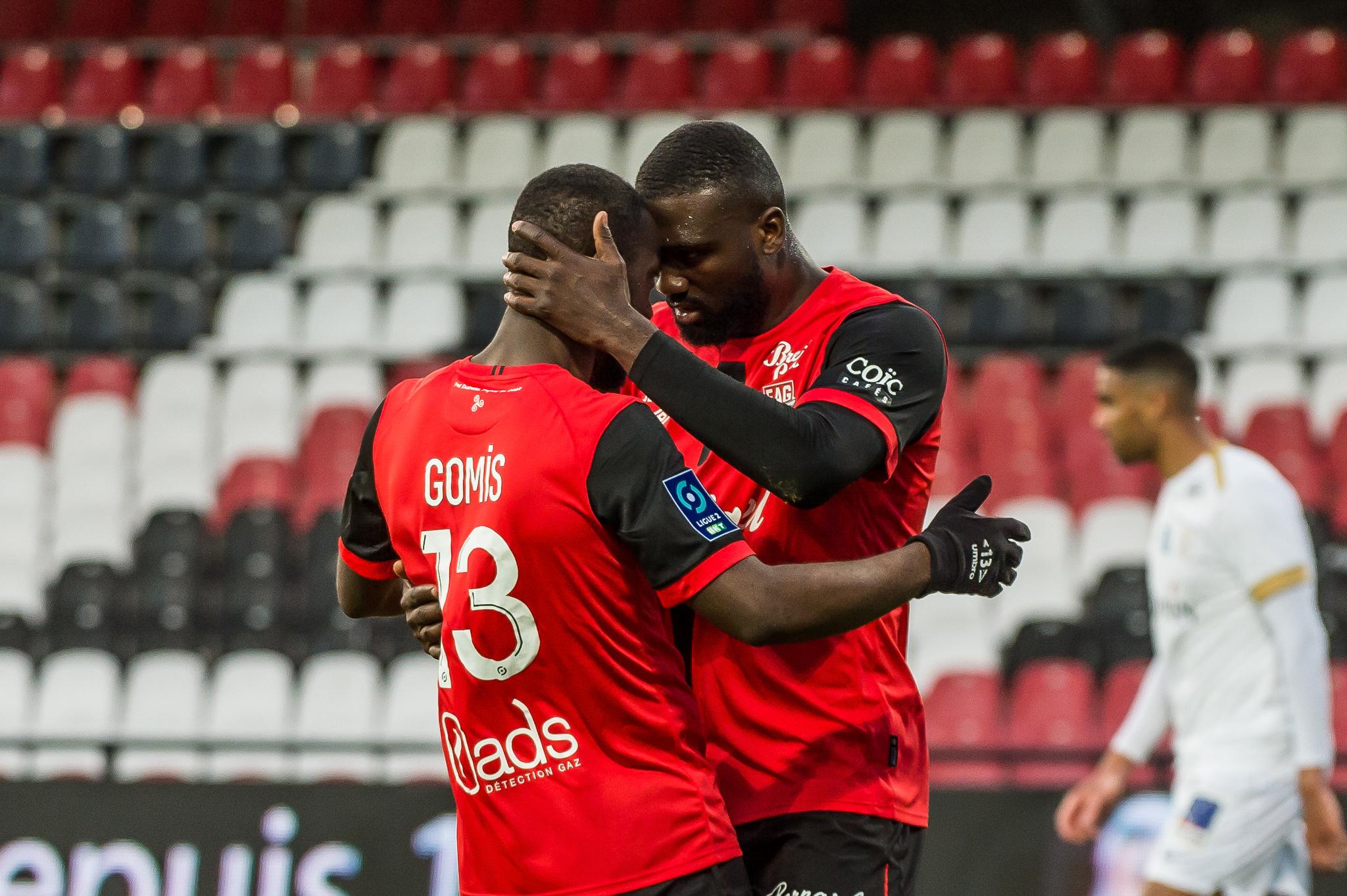EA Guingamp La Berrichonne Châteauroux J37 Ligue 2 BKT EAGLBC 2-0 Stade de Roudourou FRA_5644