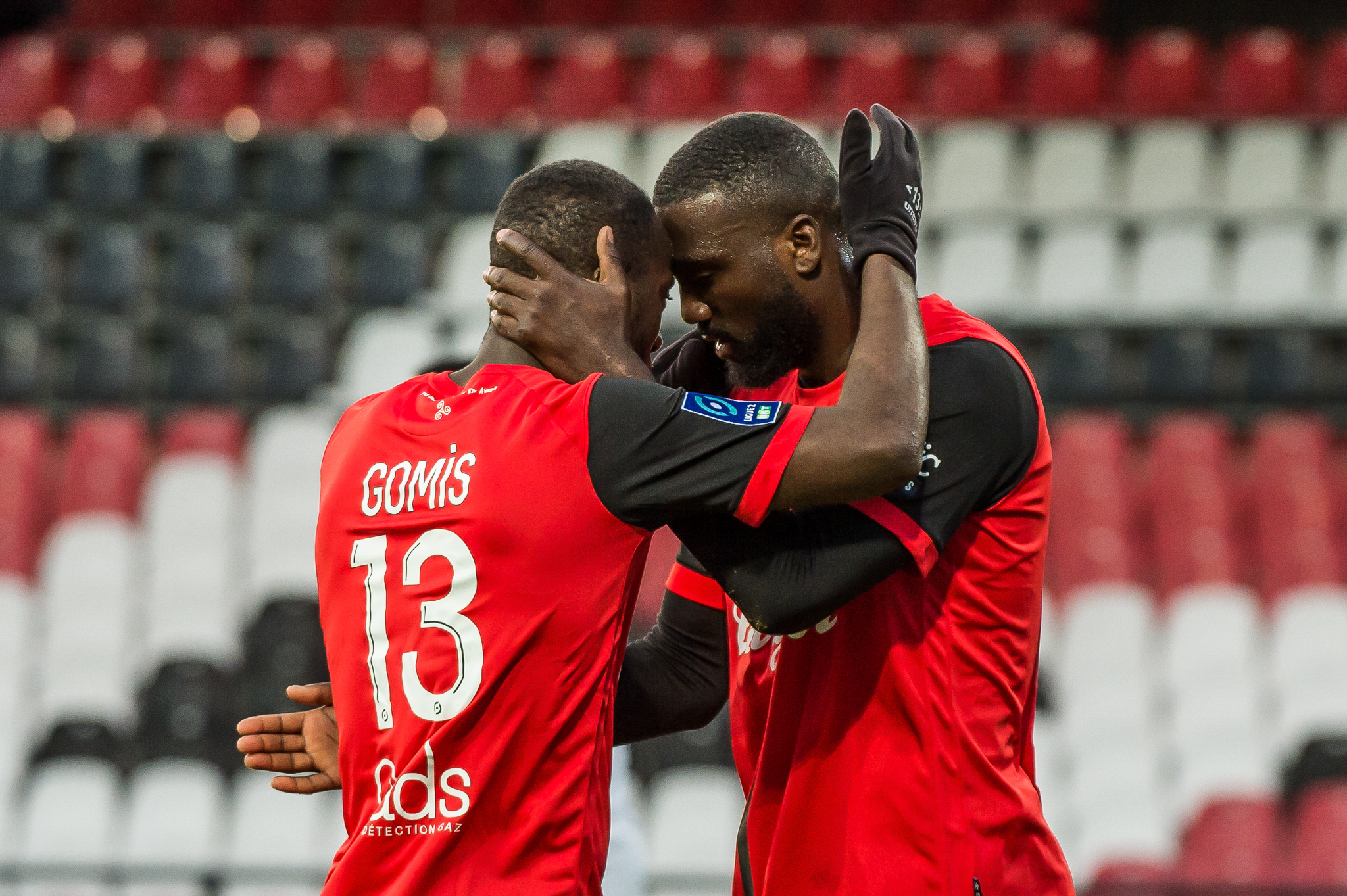 EA Guingamp La Berrichonne Châteauroux J37 Ligue 2 BKT EAGLBC 2-0 Stade de Roudourou FRA_5647