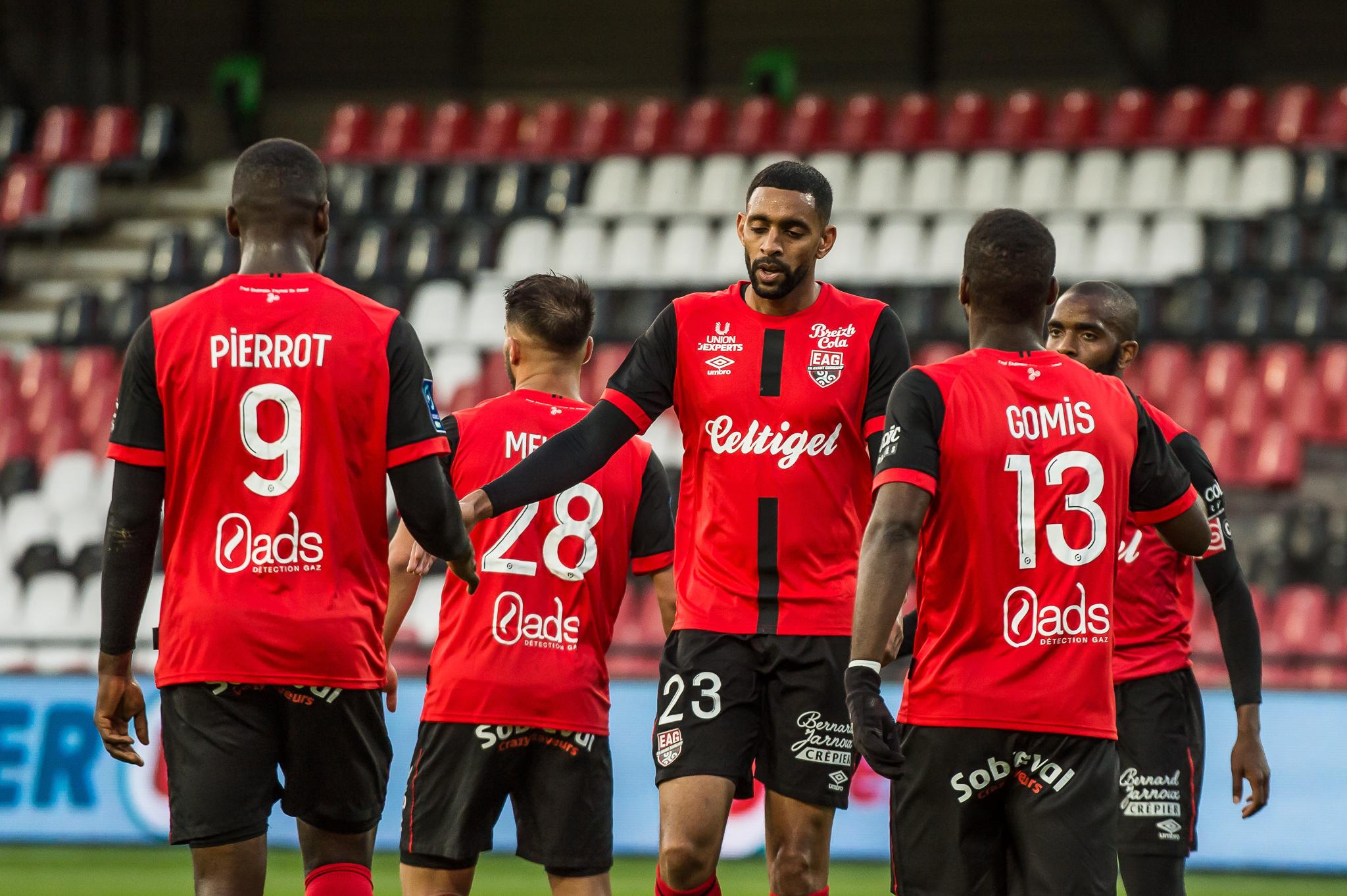 EA Guingamp La Berrichonne Châteauroux J37 Ligue 2 BKT EAGLBC 2-0 Stade de Roudourou FRA_5659