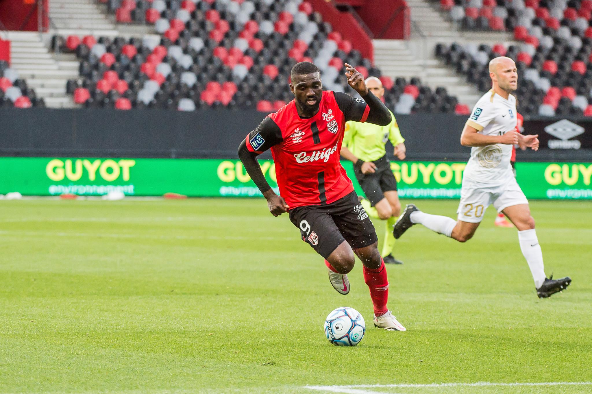 EA Guingamp La Berrichonne Châteauroux J37 Ligue 2 BKT EAGLBC 2-0 Stade de Roudourou FRA_5679