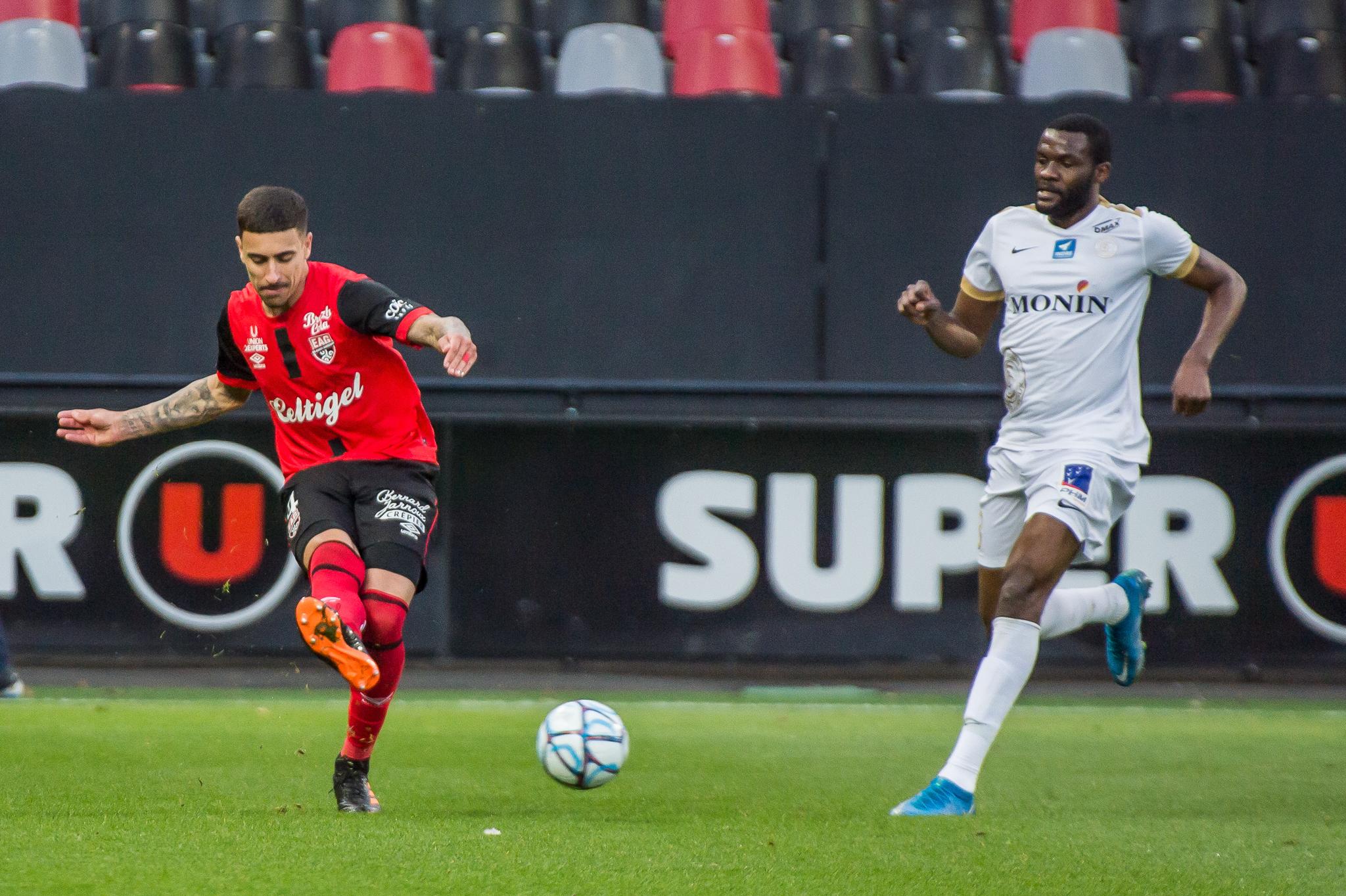 EA Guingamp La Berrichonne Châteauroux J37 Ligue 2 BKT EAGLBC 2-0 Stade de Roudourou FRA_5691