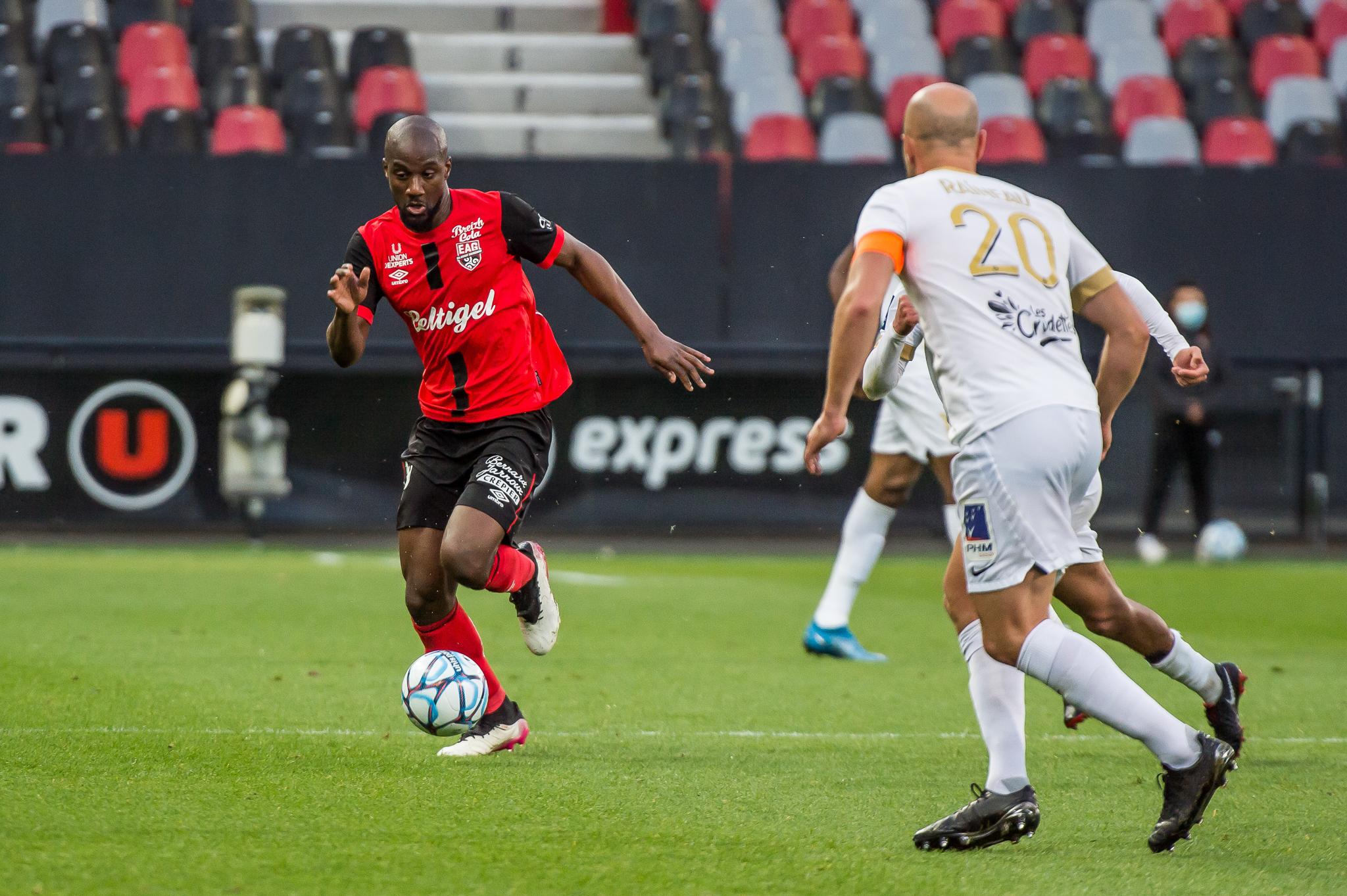 EA Guingamp La Berrichonne Châteauroux J37 Ligue 2 BKT EAGLBC 2-0 Stade de Roudourou FRA_5693