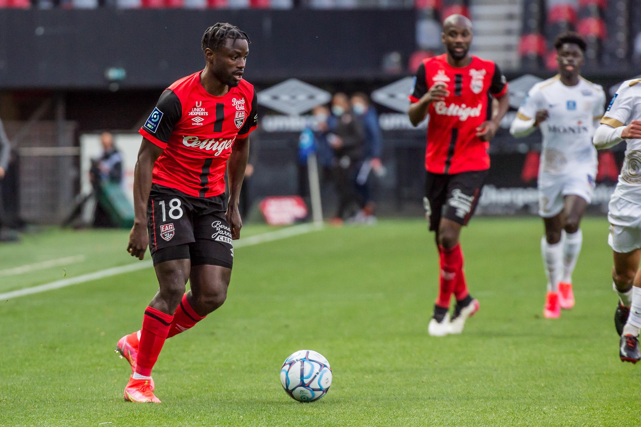 EA Guingamp La Berrichonne Châteauroux J37 Ligue 2 BKT EAGLBC 2-0 Stade de Roudourou FRA_5699