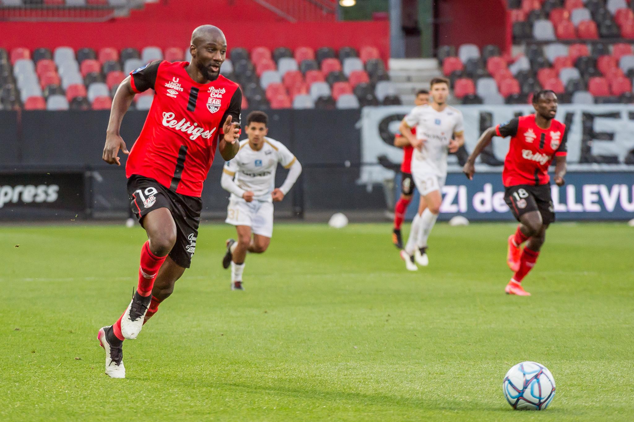 EA Guingamp La Berrichonne Châteauroux J37 Ligue 2 BKT EAGLBC 2-0 Stade de Roudourou FRA_5712
