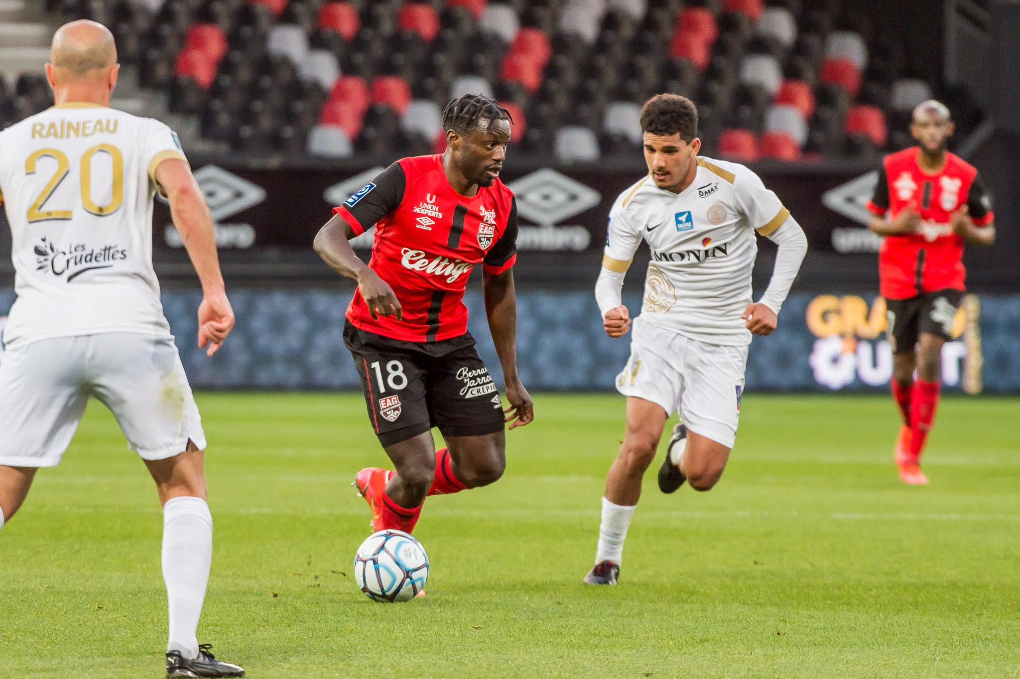 EA Guingamp La Berrichonne Châteauroux J37 Ligue 2 BKT EAGLBC 2-0 Stade de Roudourou FRA_5731