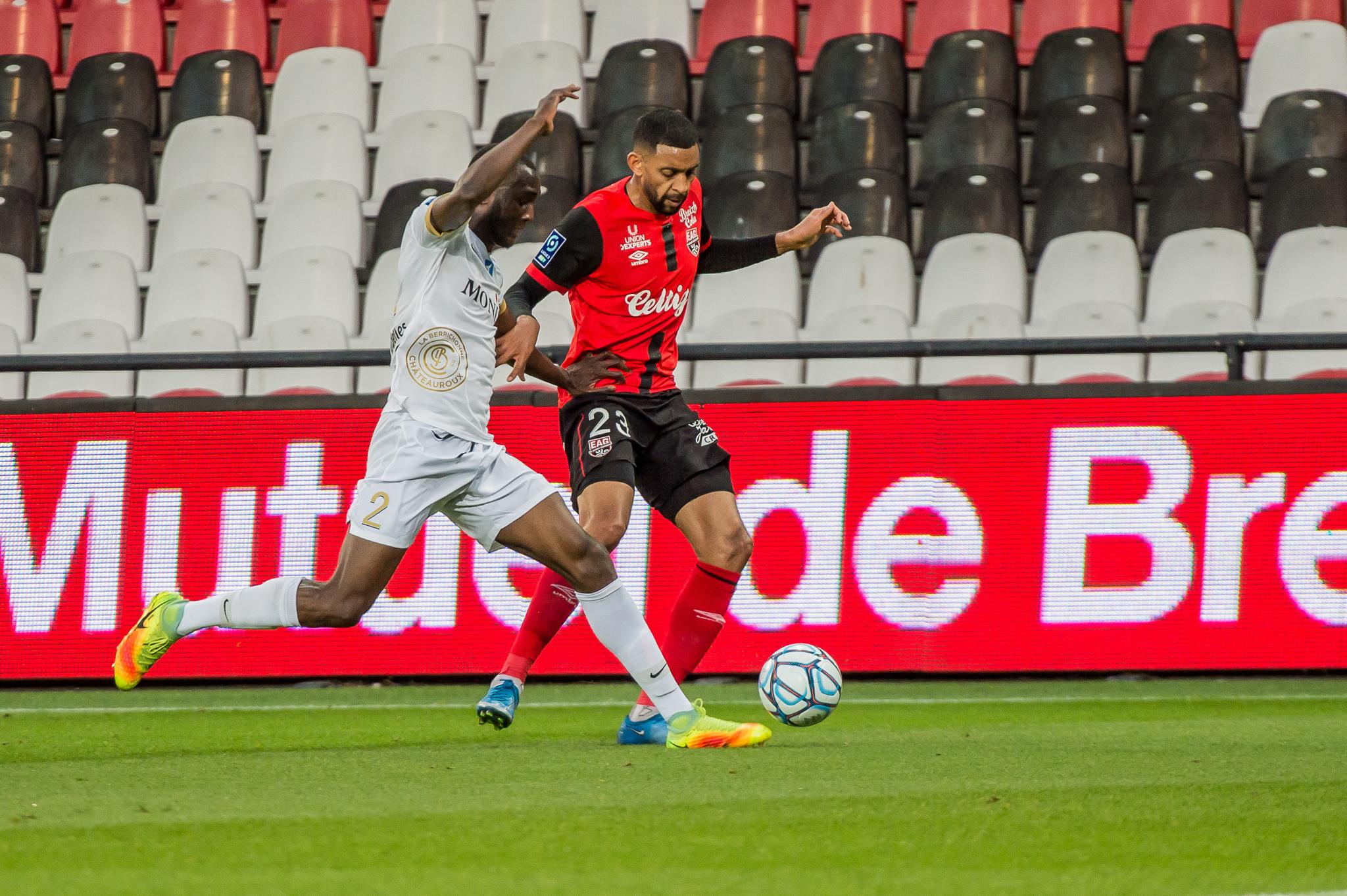EA Guingamp La Berrichonne Châteauroux J37 Ligue 2 BKT EAGLBC 2-0 Stade de Roudourou FRA_5739