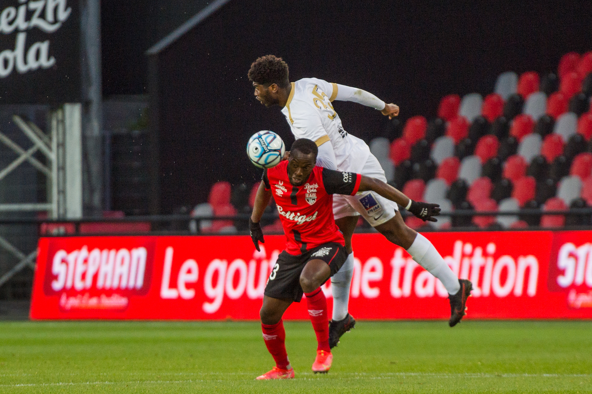 EA Guingamp La Berrichonne Châteauroux J37 Ligue 2 BKT EAGLBC 2-0 Stade de Roudourou FRA_5748