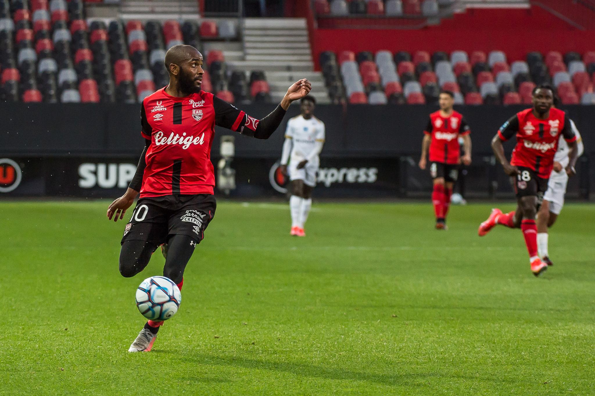 EA Guingamp La Berrichonne Châteauroux J37 Ligue 2 BKT EAGLBC 2-0 Stade de Roudourou FRA_5819