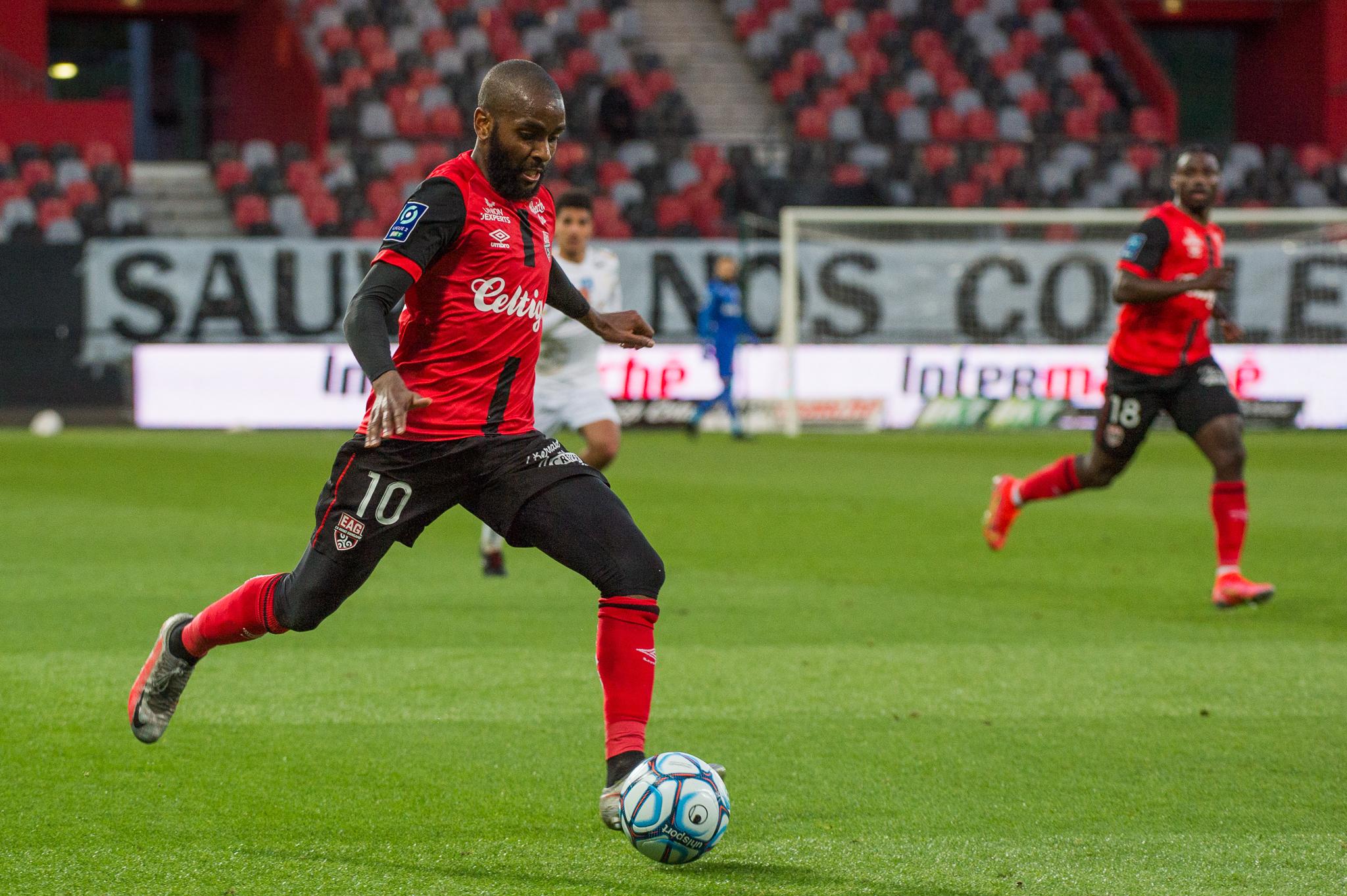 EA Guingamp La Berrichonne Châteauroux J37 Ligue 2 BKT EAGLBC 2-0 Stade de Roudourou FRA_5823