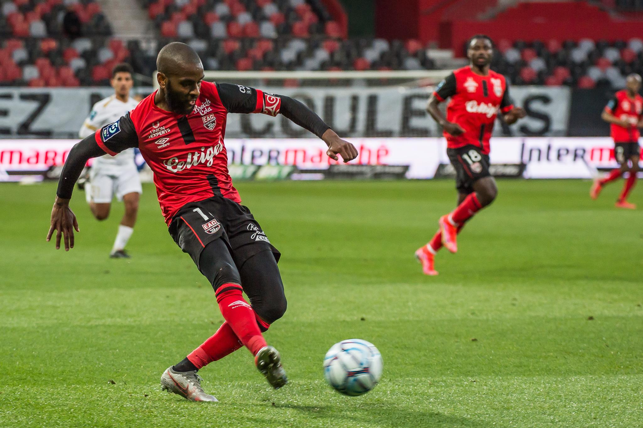 EA Guingamp La Berrichonne Châteauroux J37 Ligue 2 BKT EAGLBC 2-0 Stade de Roudourou FRA_5825