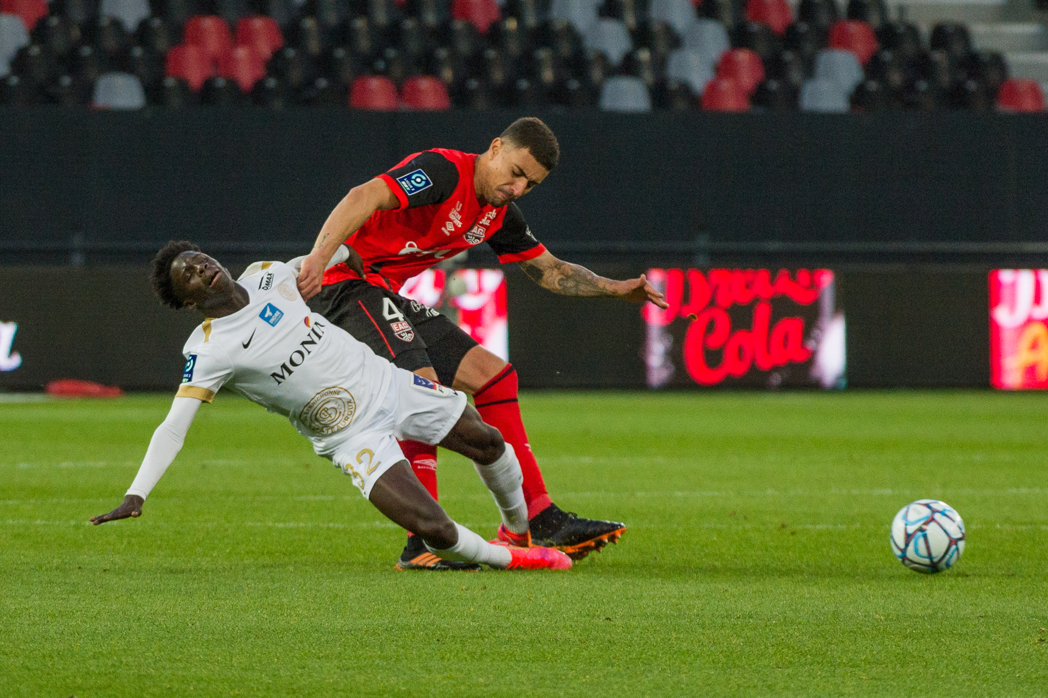 EA Guingamp La Berrichonne Châteauroux J37 Ligue 2 BKT EAGLBC 2-0 Stade de Roudourou FRA_5831