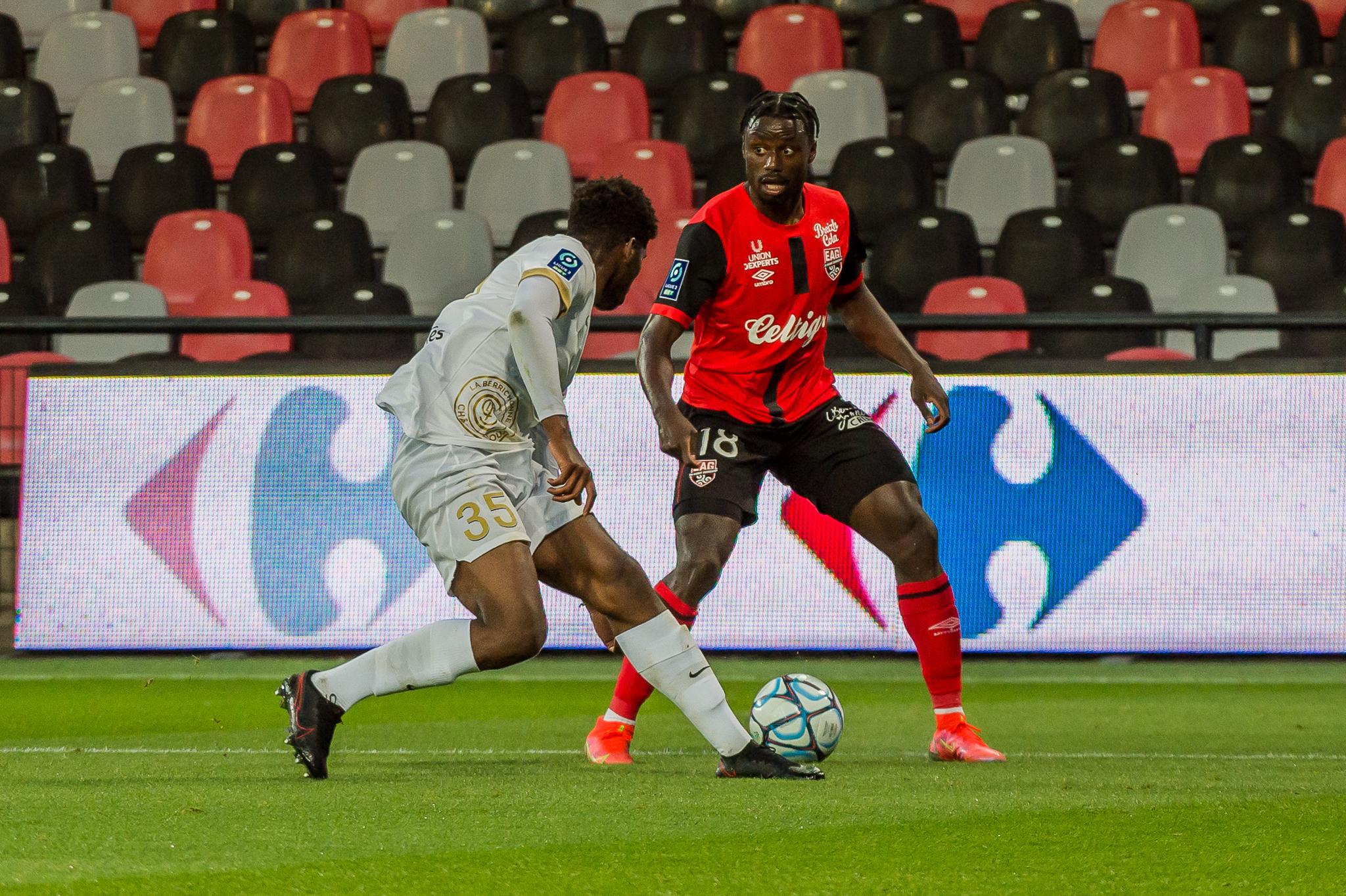 EA Guingamp La Berrichonne Châteauroux J37 Ligue 2 BKT EAGLBC 2-0 Stade de Roudourou FRA_5853