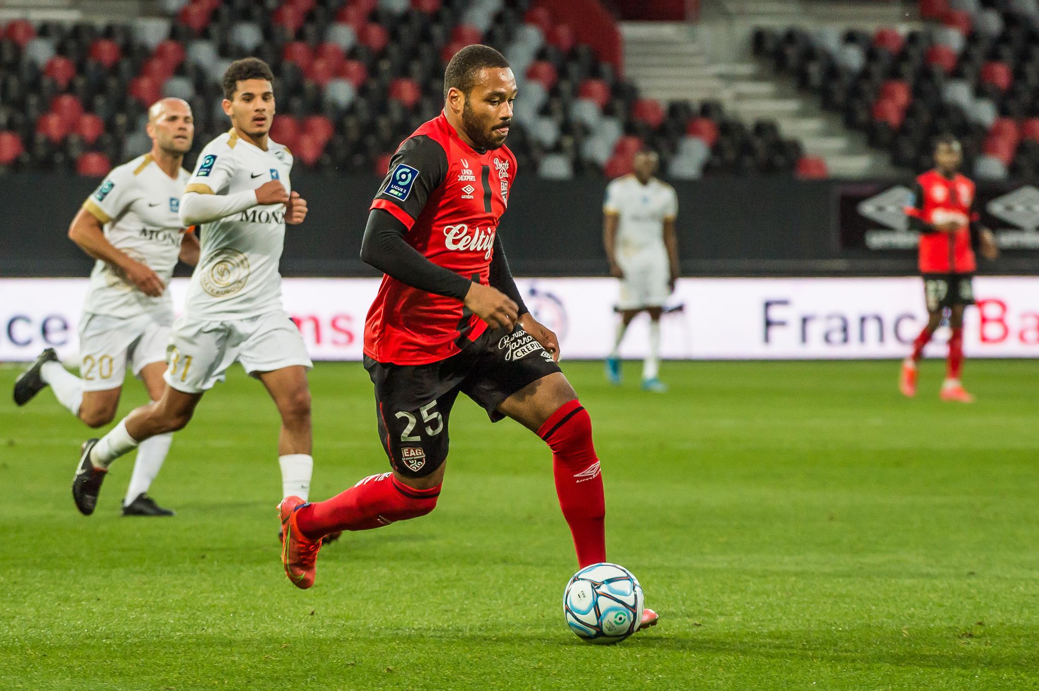 EA Guingamp La Berrichonne Châteauroux J37 Ligue 2 BKT EAGLBC 2-0 Stade de Roudourou FRA_5873