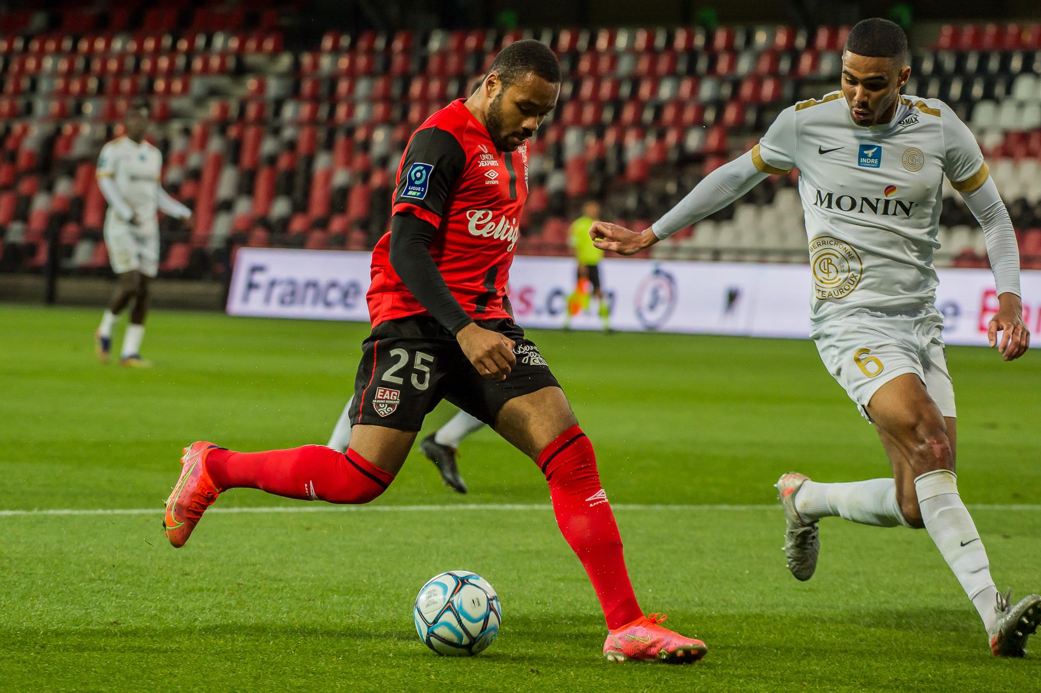 EA Guingamp La Berrichonne Châteauroux J37 Ligue 2 BKT EAGLBC 2-0 Stade de Roudourou FRA_5877