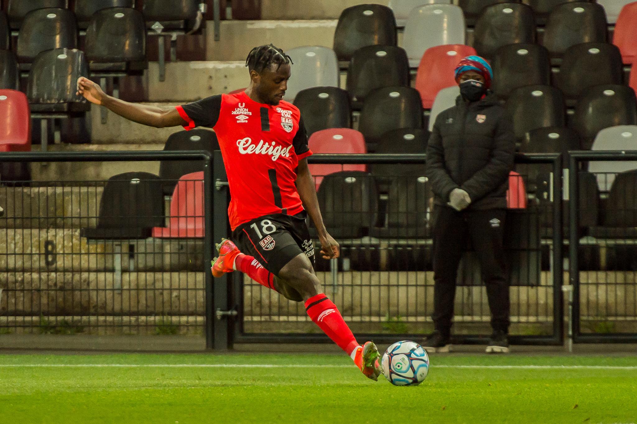 EA Guingamp La Berrichonne Châteauroux J37 Ligue 2 BKT EAGLBC 2-0 Stade de Roudourou FRA_5902