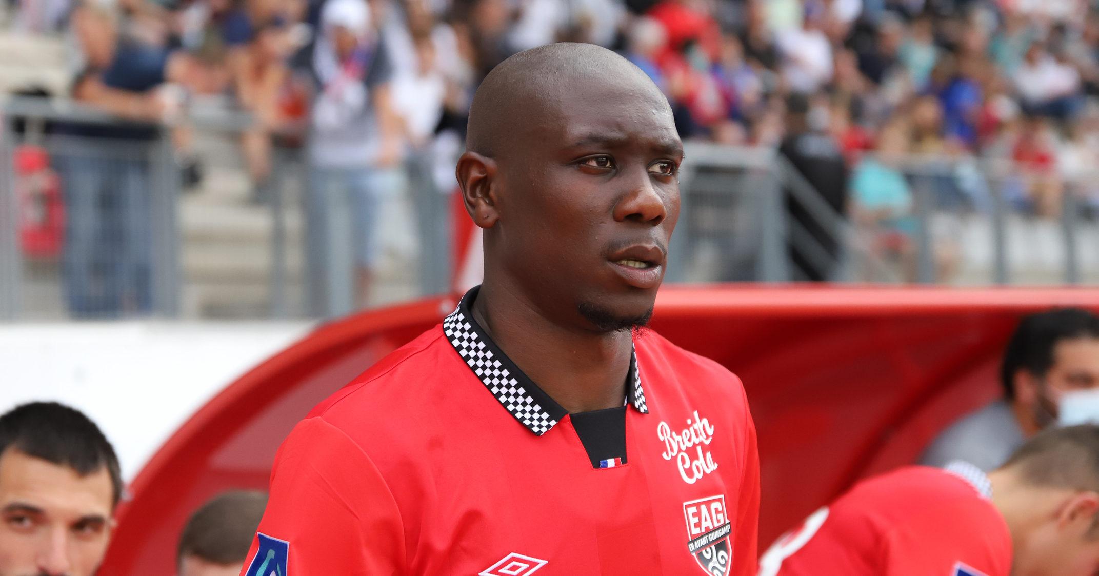 AS Nancy Lorraine EA Guingamp En Avant EAG Match Amical 6 17 7 2021 Ligue 2 BKT Marcel-Picot 2_2