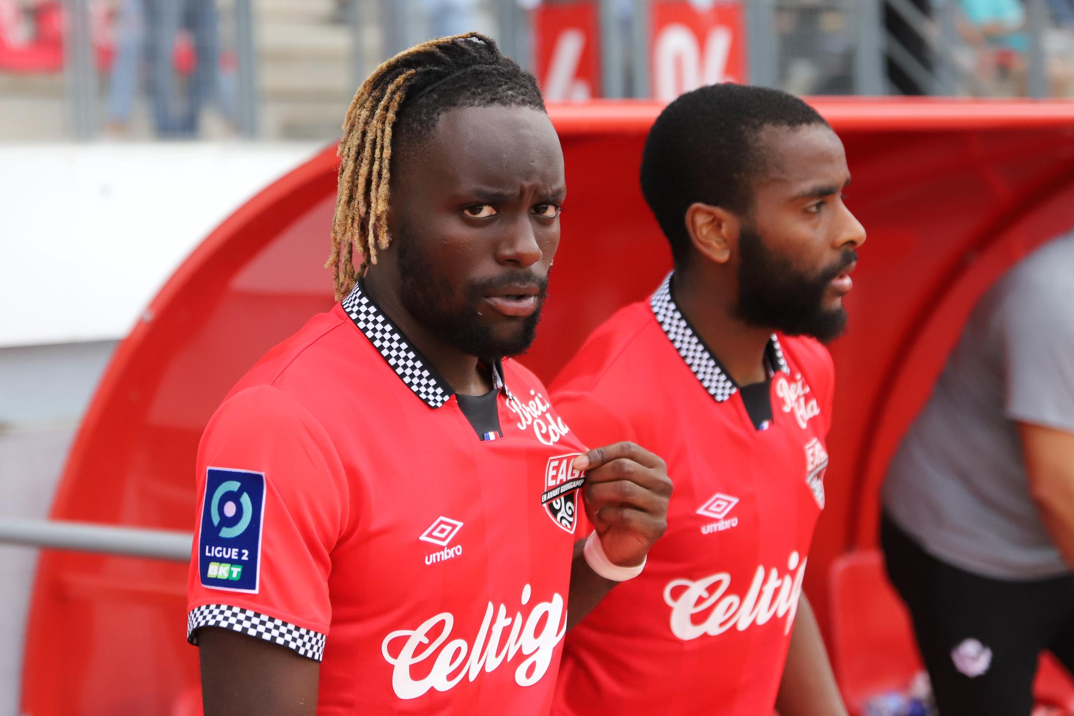 AS Nancy Lorraine EA Guingamp En Avant EAG Match Amical 6 17 7 2021 Ligue 2 BKT Marcel-Picot 2_3