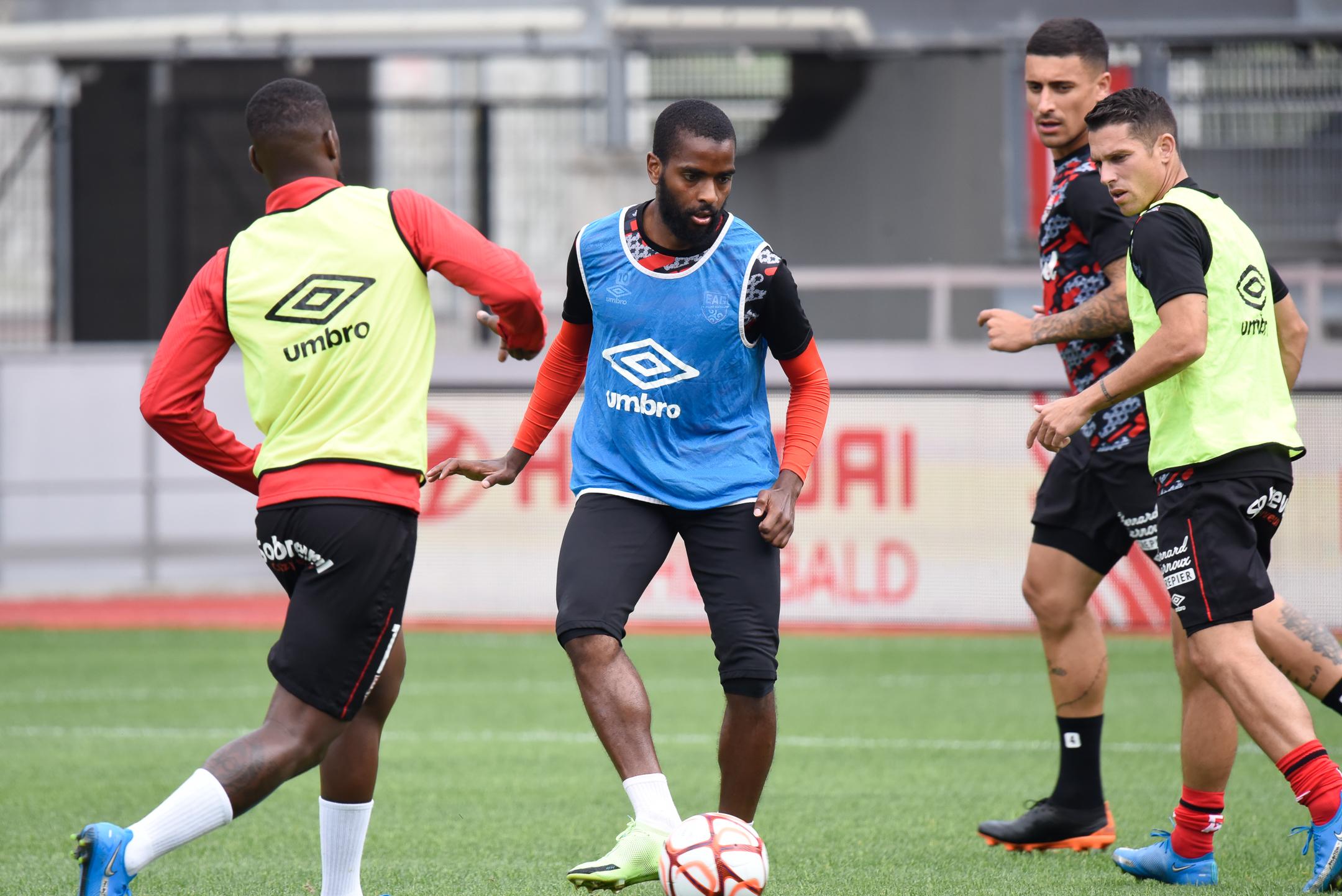 AS Nancy Lorraine EA Guingamp En Avant EAG Match Amical 6 17 7 2021 Ligue 2 BKT Marcel-Picot 3_12