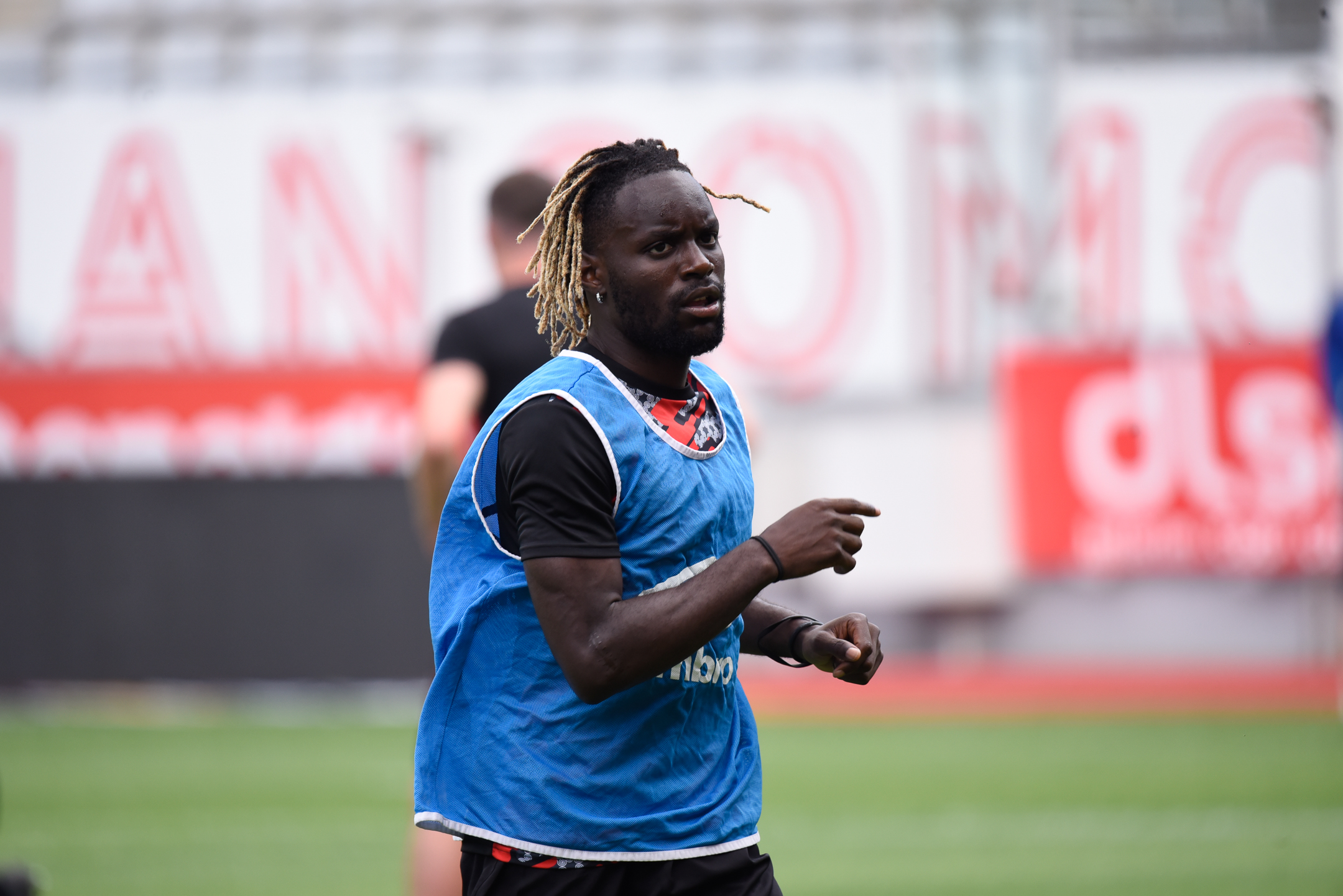 AS Nancy Lorraine EA Guingamp En Avant EAG Match Amical 6 17 7 2021 Ligue 2 BKT Marcel-Picot 3_13