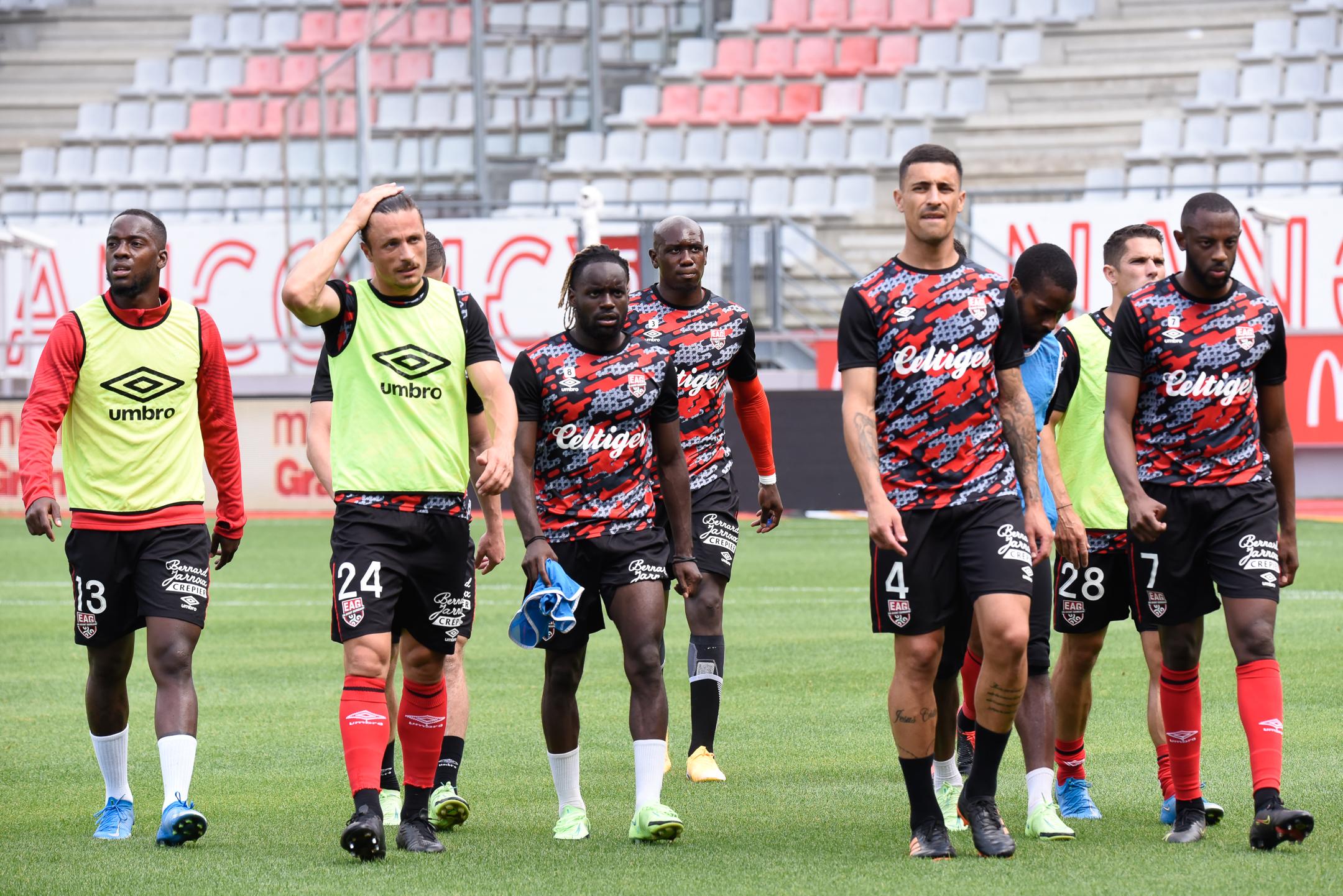 AS Nancy Lorraine EA Guingamp En Avant EAG Match Amical 6 17 7 2021 Ligue 2 BKT Marcel-Picot 3_17